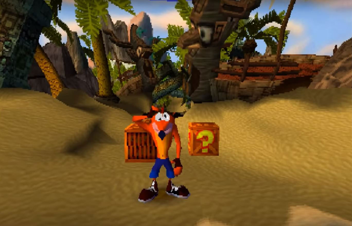Crash Bandicoot: Der Beuteldachs ist wieder zurück!