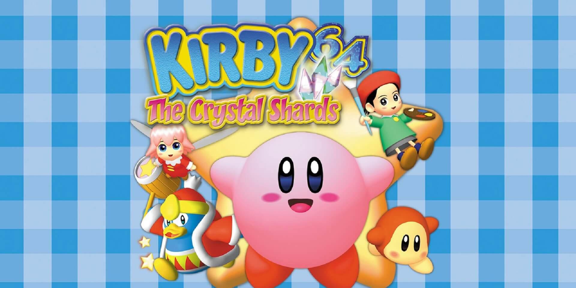 Kirby The Crystal Shades: Rettet das Märchenreich vor Dark Matter