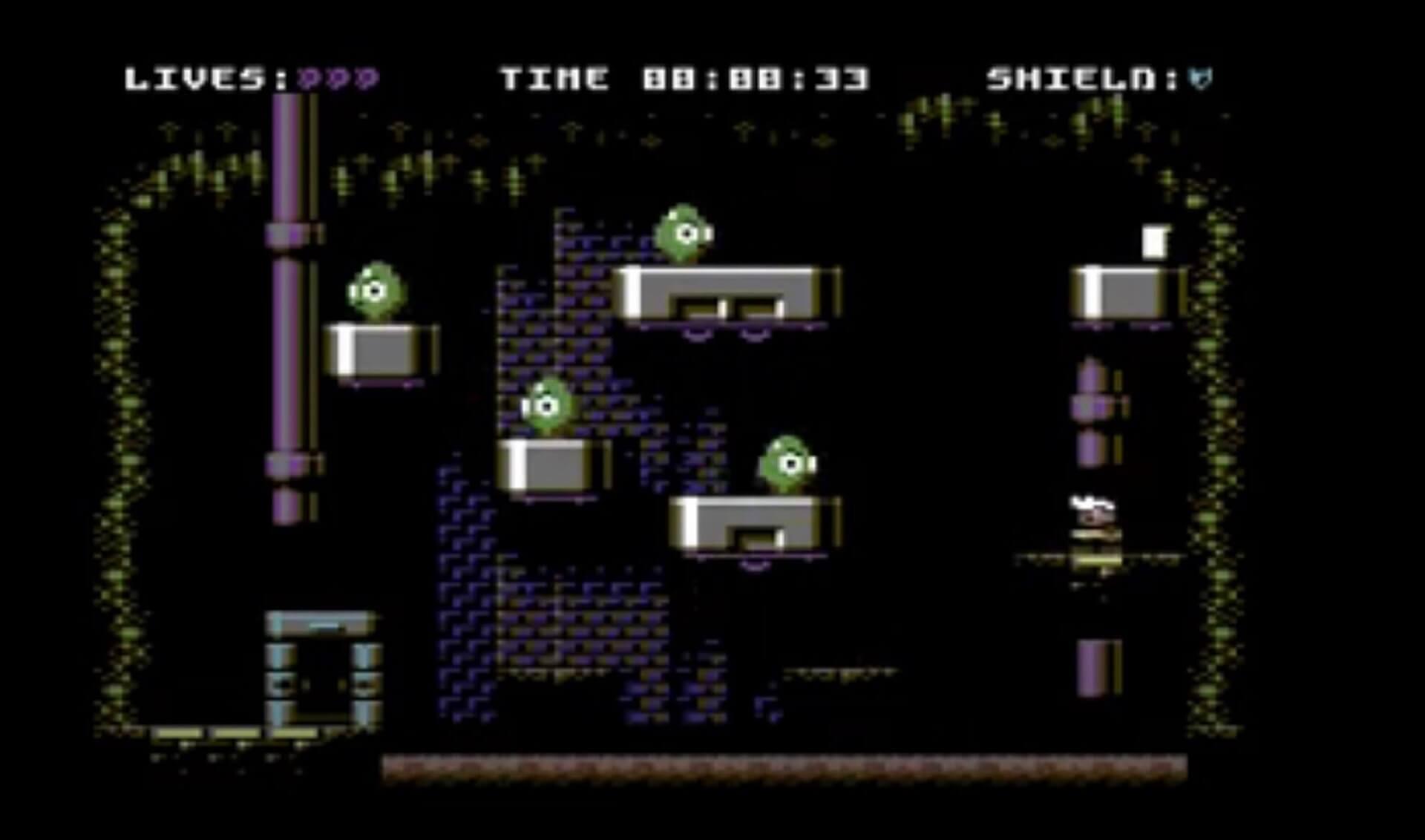 Commodore 64:Runn'n'Gunn kann jetzt vorbestellt werden