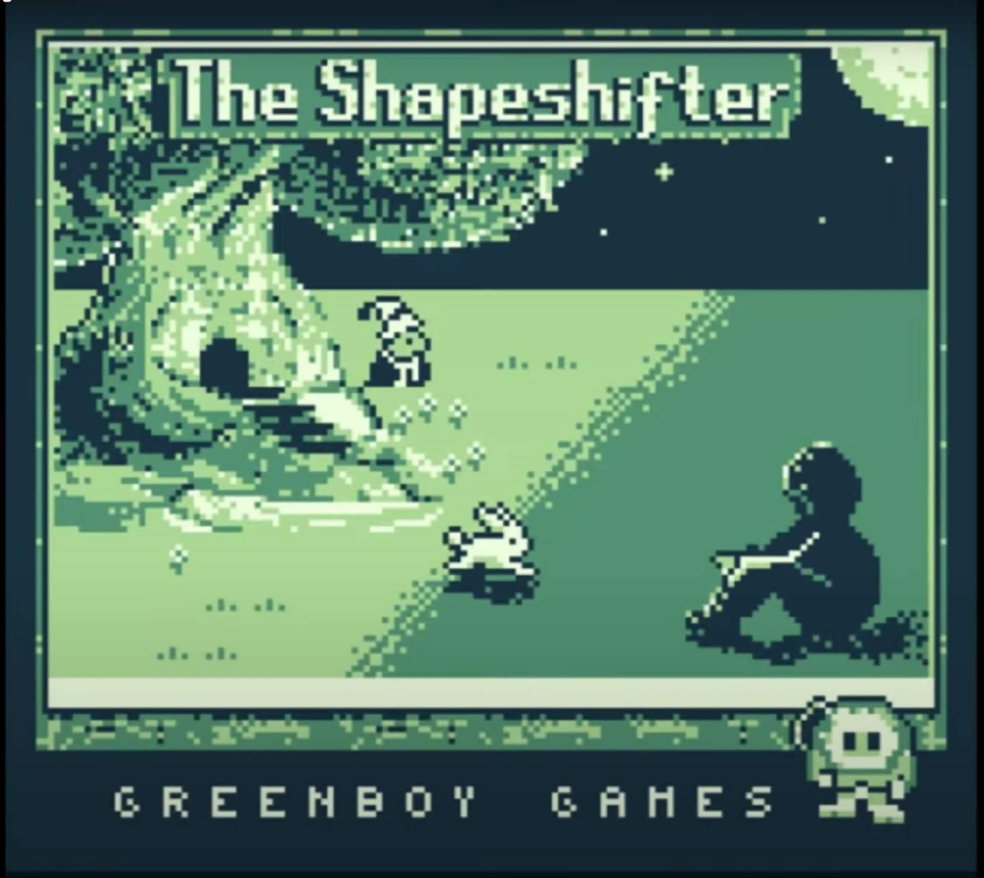 The Shapeshifter: Neues Spiel für den Game Boy soll 2021 erscheinen