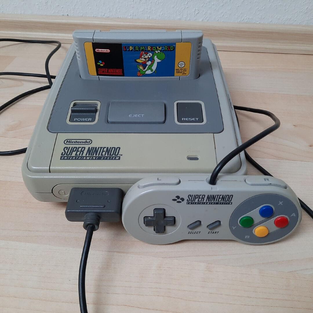 Super Nintendo Entertainment-Systems: Im Inneren der Kult-Konsole
