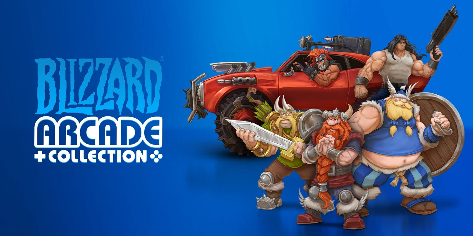 Blizzard Arcade Collection: Retro-Klassiker aus den 90ern