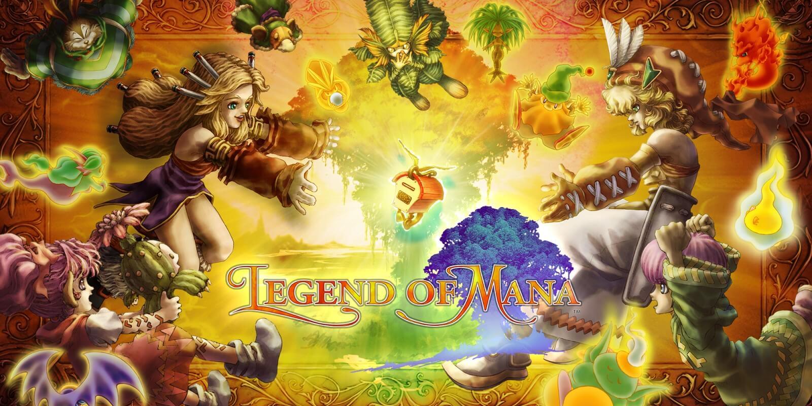 Legend of Mana: HD-Remaster für die Switch