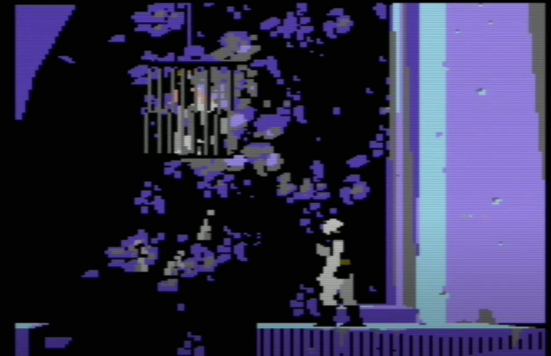 Amiga-Klassiker: Another World für den C64