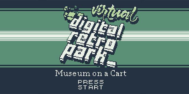 Virtuelles Museum auf einer Cartridge