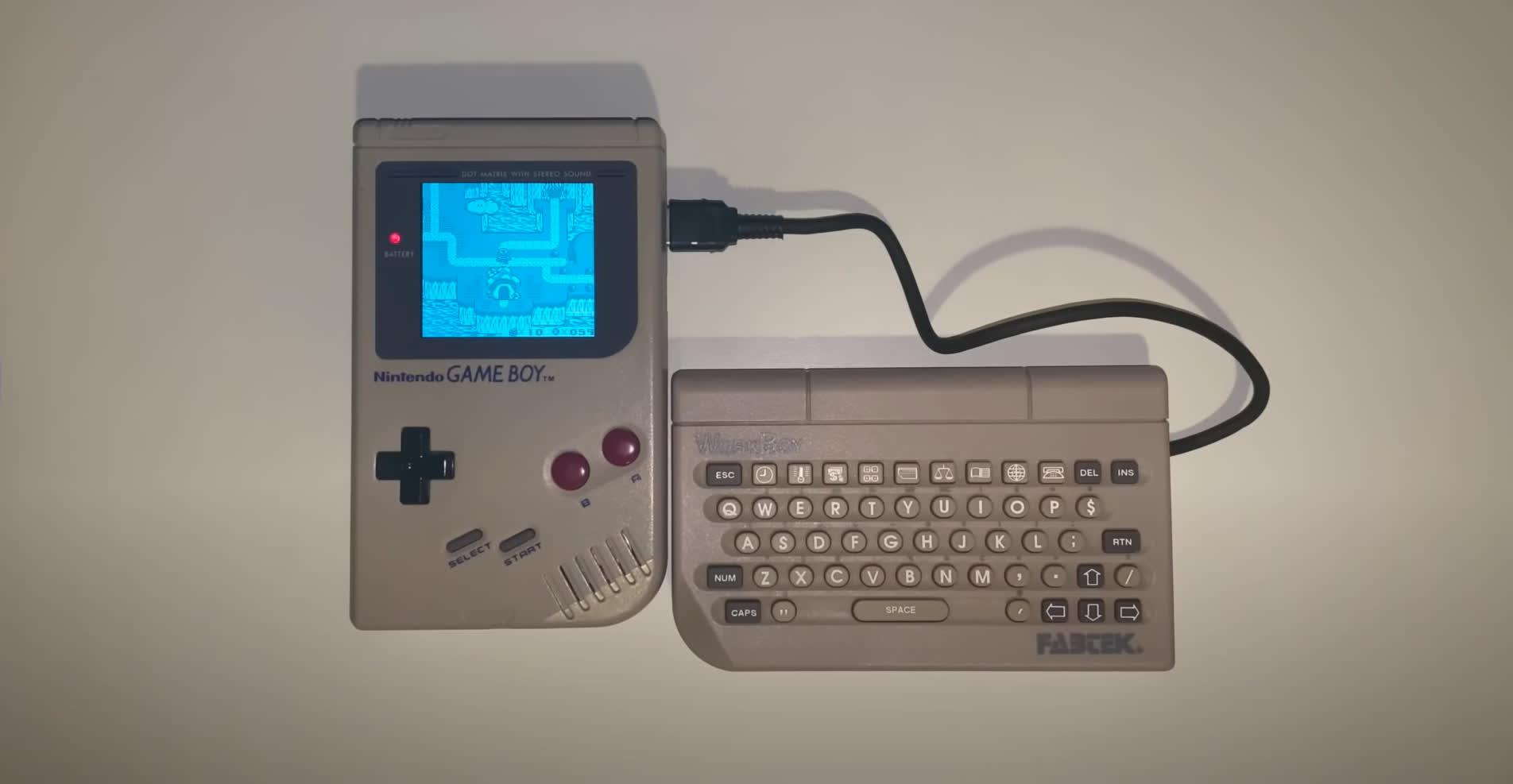 Game Boy: Zubehör, das in der Versenkung verschwand
