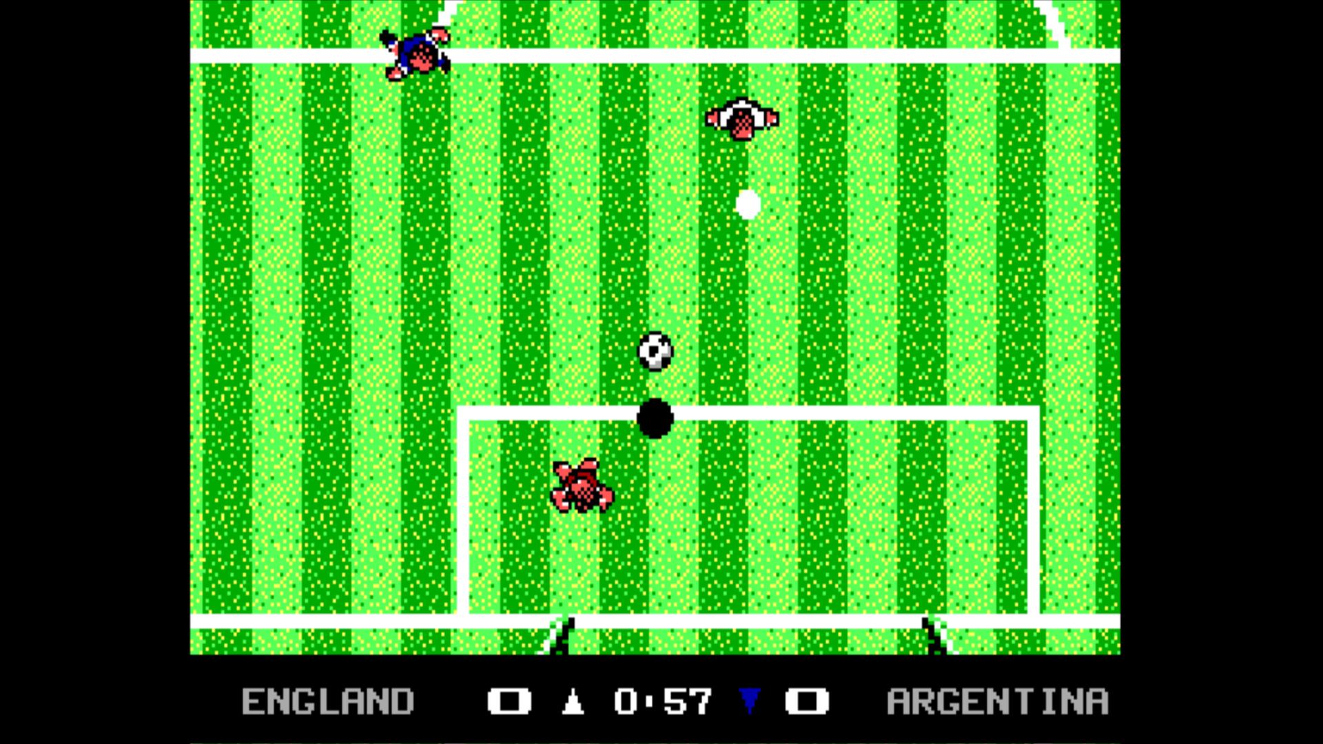 Microprose Soccer: C64-Soccer für neue Systeme