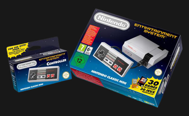 NES: NES Mini in OVP