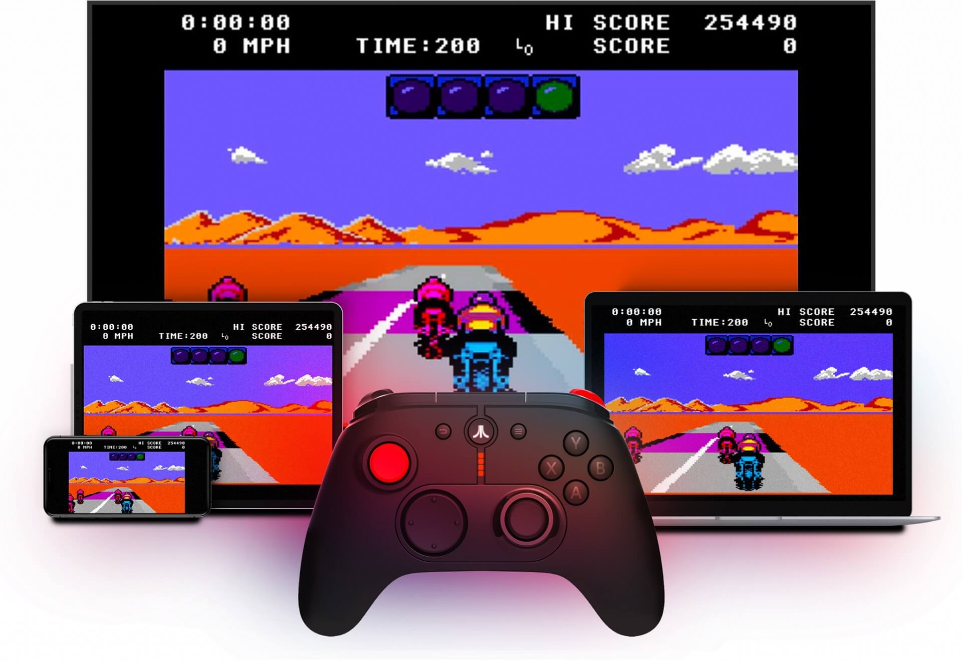 Plex Arcade: Klassiker über die Cloud spielen