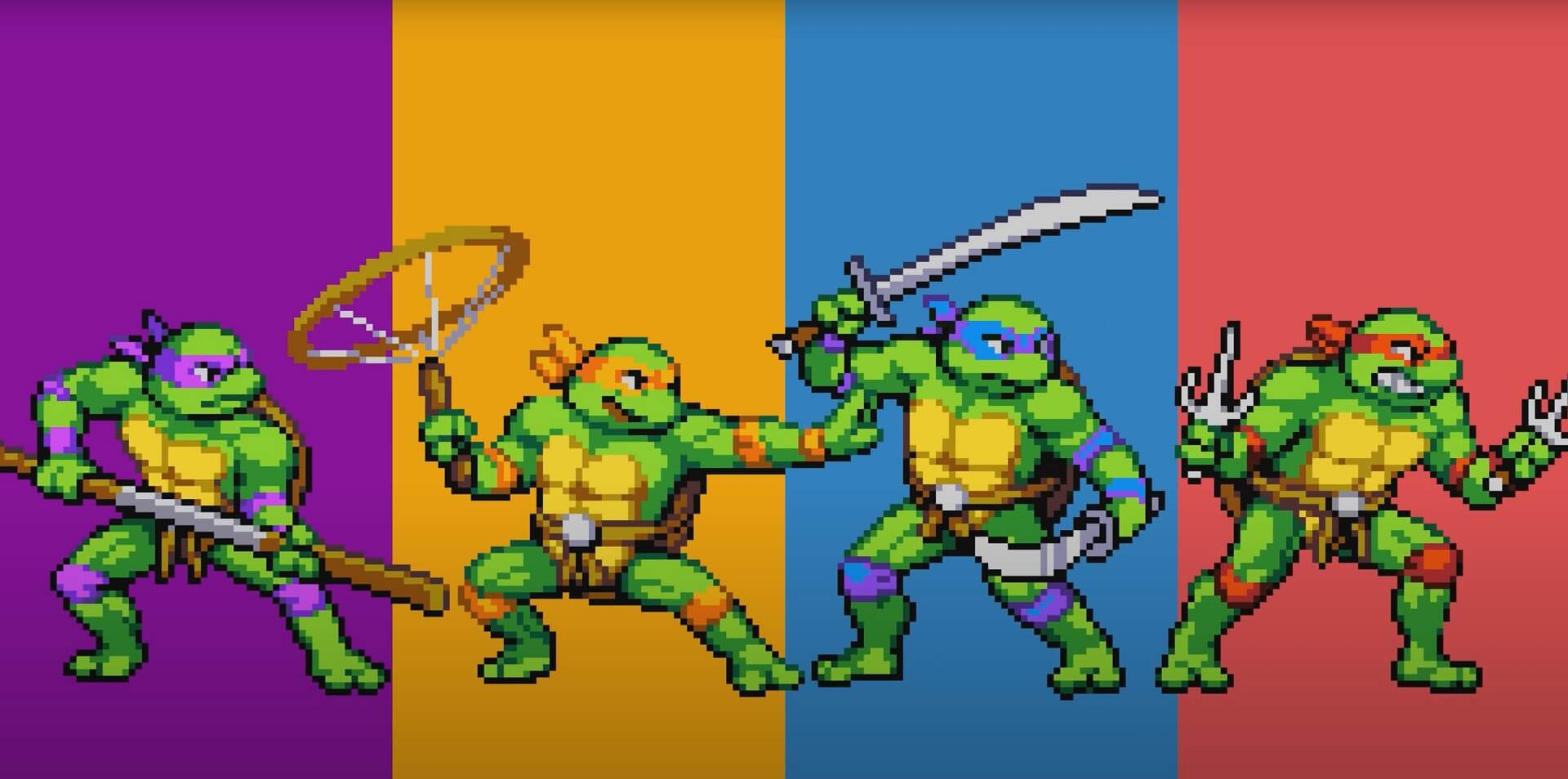 Teenage Mutant Ninja Turtles Shredder's Revenge:  Reveal-Trailer veröffentlicht