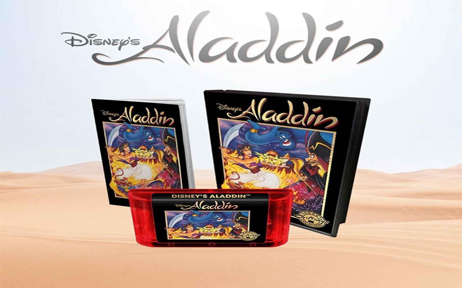 Aladdin Legacy: Limited Edition für das Sega Genesis