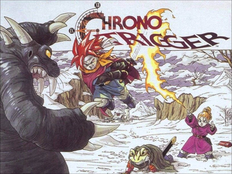 Chrono Trigger: Von der Steinzeit bis in die Post-Apokalypse