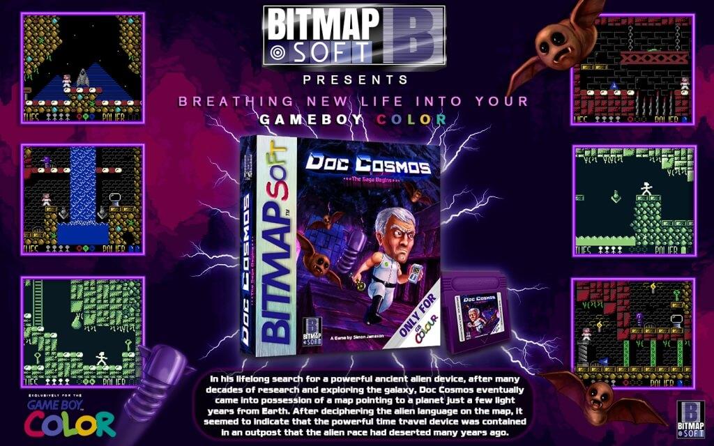 Doc Cosmos: Zeitreisen im doppelten Sinne