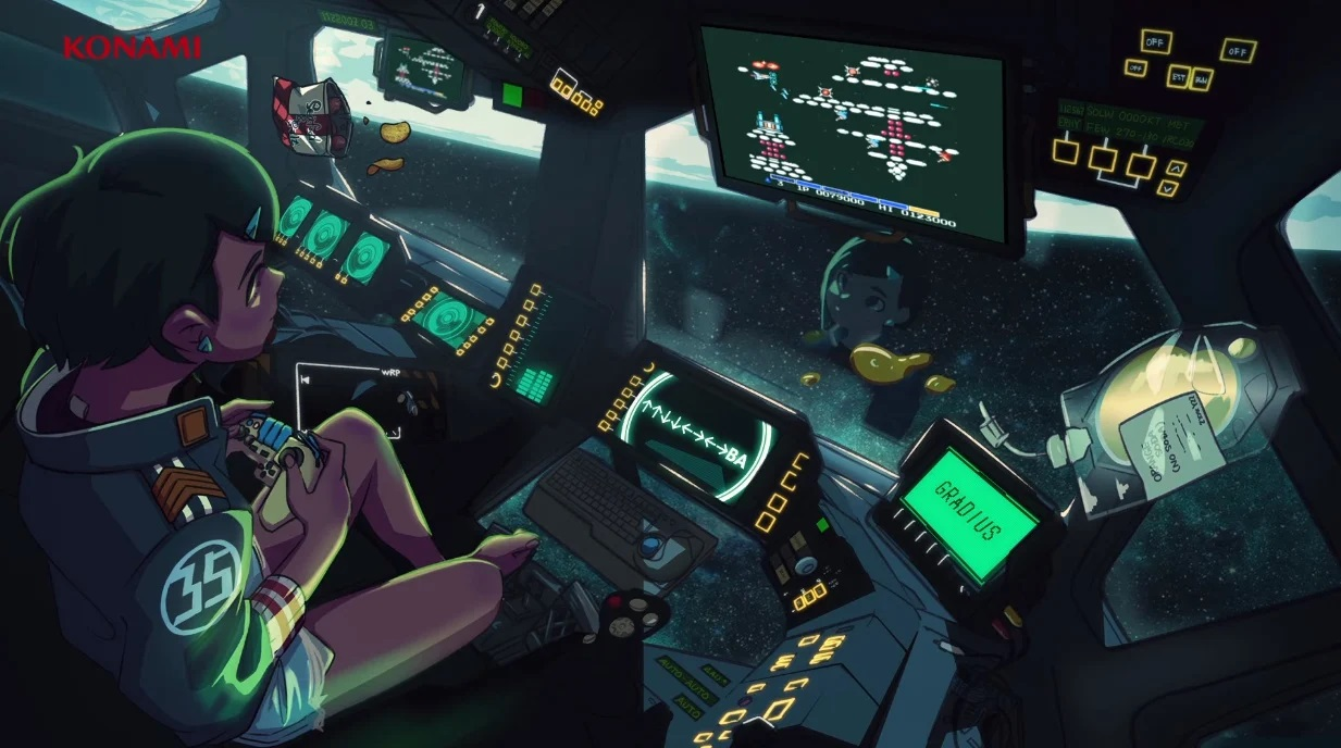Konami: Der berühmteste Cheat-Code der Welt feiert sein 35. Jubiläum
