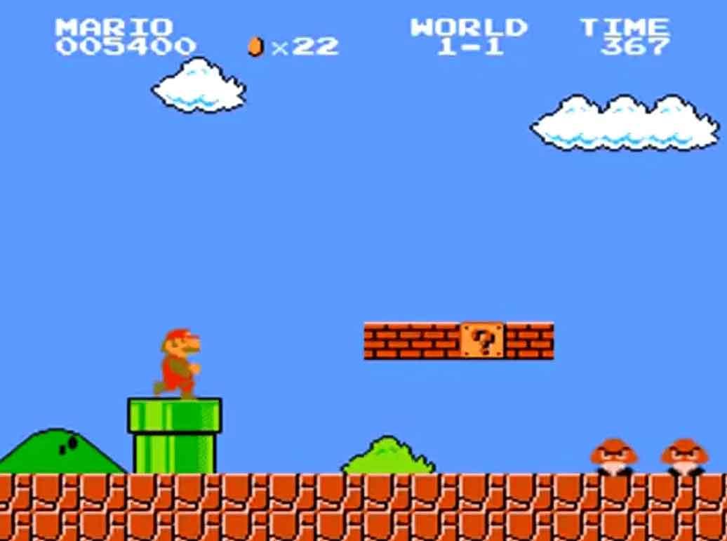 Level Design Mario