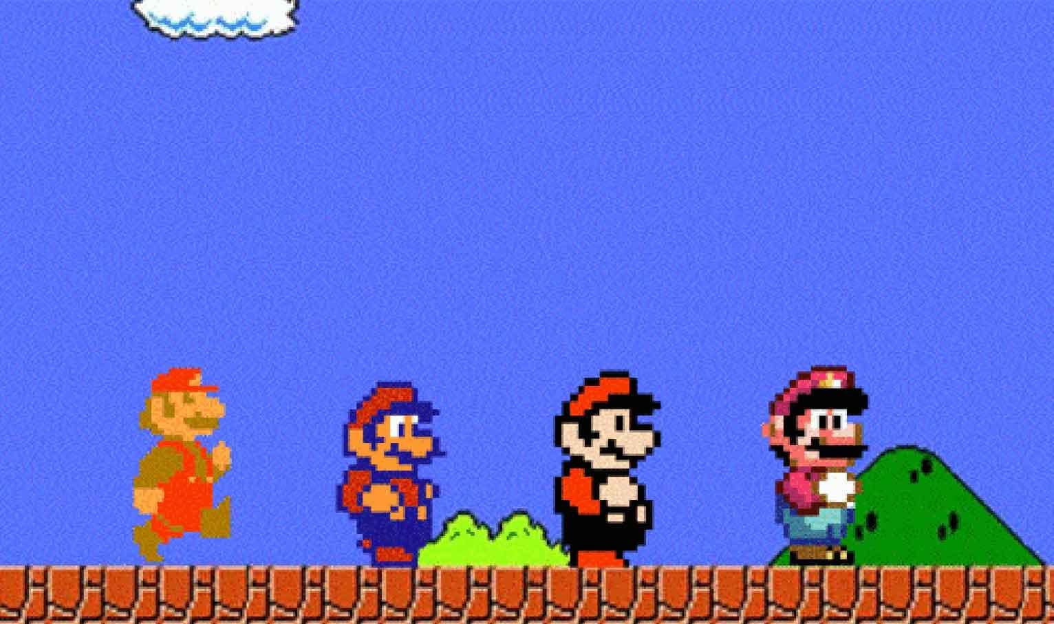 Namensgeschichten der Nintendo-Charaktere: Super Mario und der Lagervermieter aus Tukwila