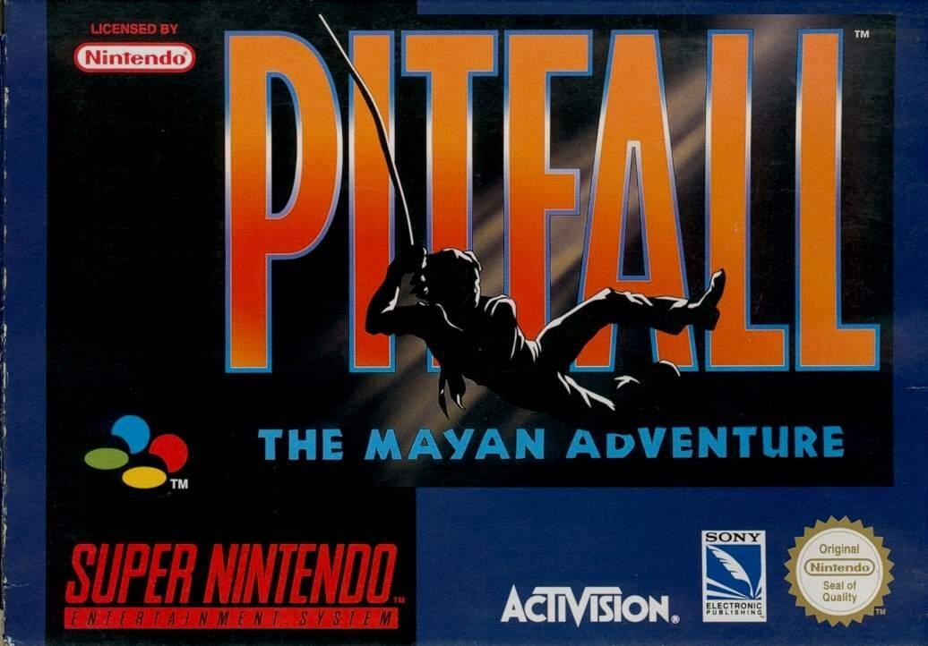 Pitfall The Mayan Adventure: Indiana Jones-Abklatsch oder doch Kult?