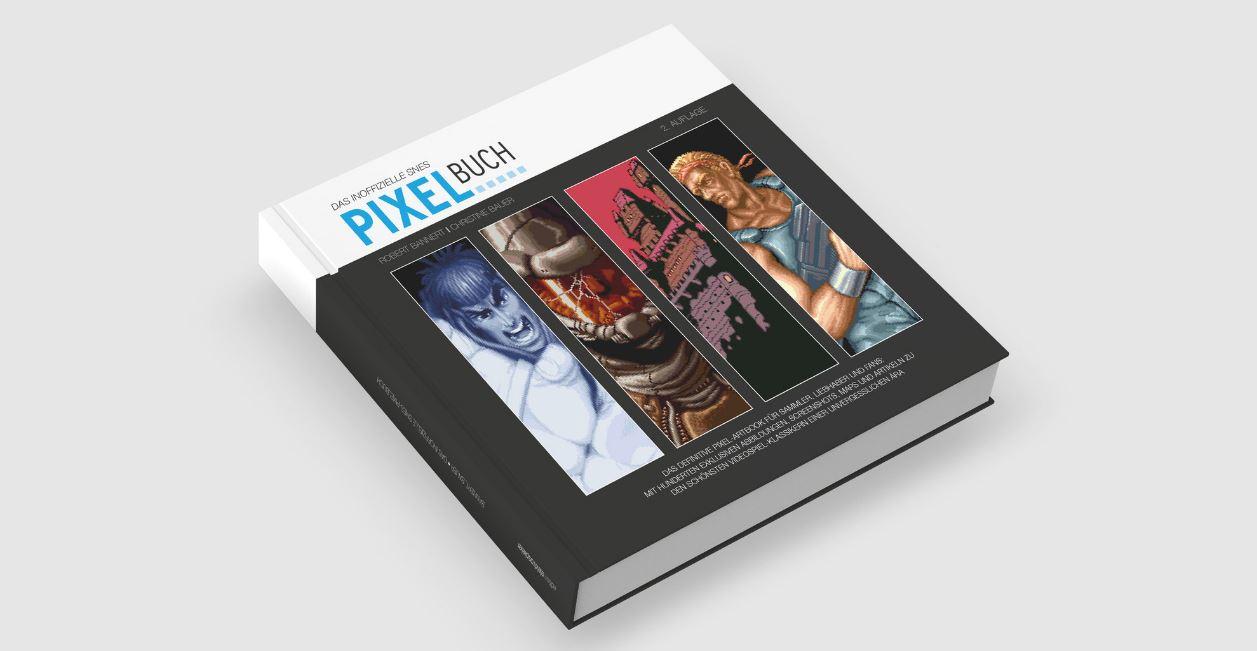 Das inoffizielle SNES Pixel-Buch