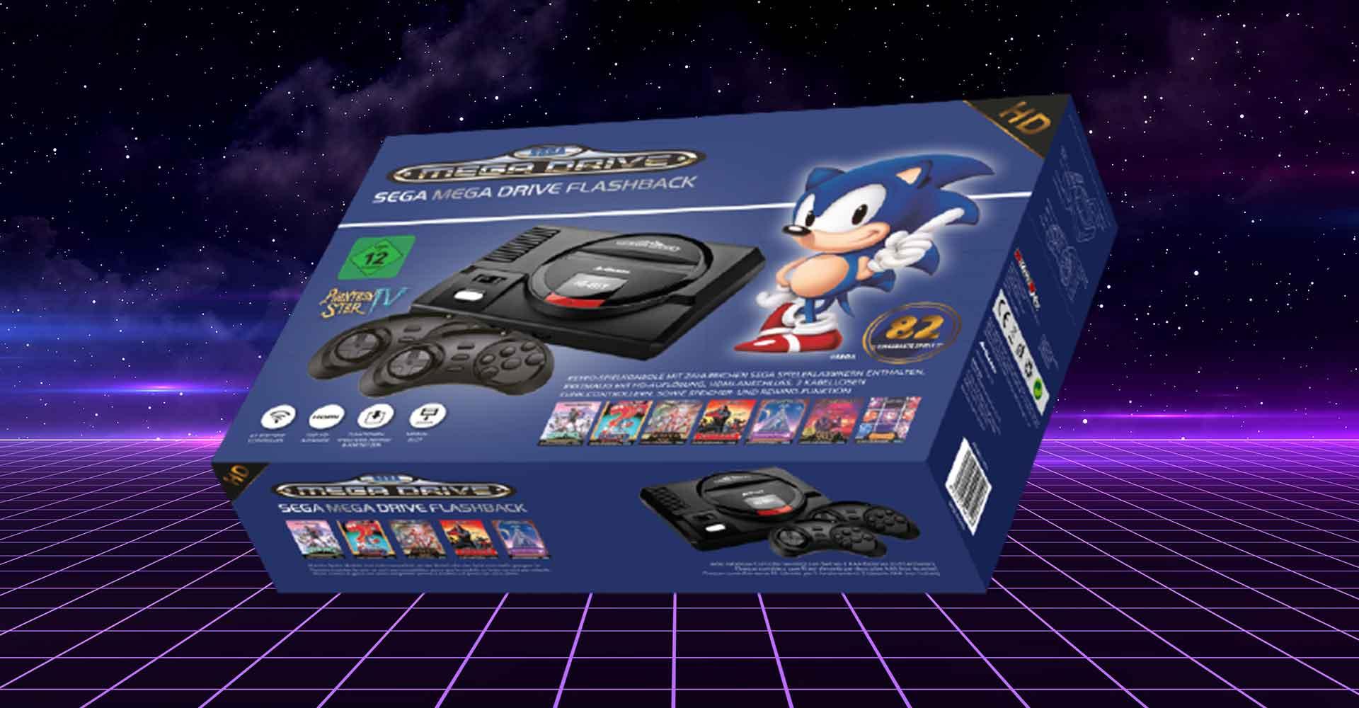 Retro- und Minikonsolen #5 Sega Mega Drive Flashback HD (Edition 2019): Emulation könnte besser sein