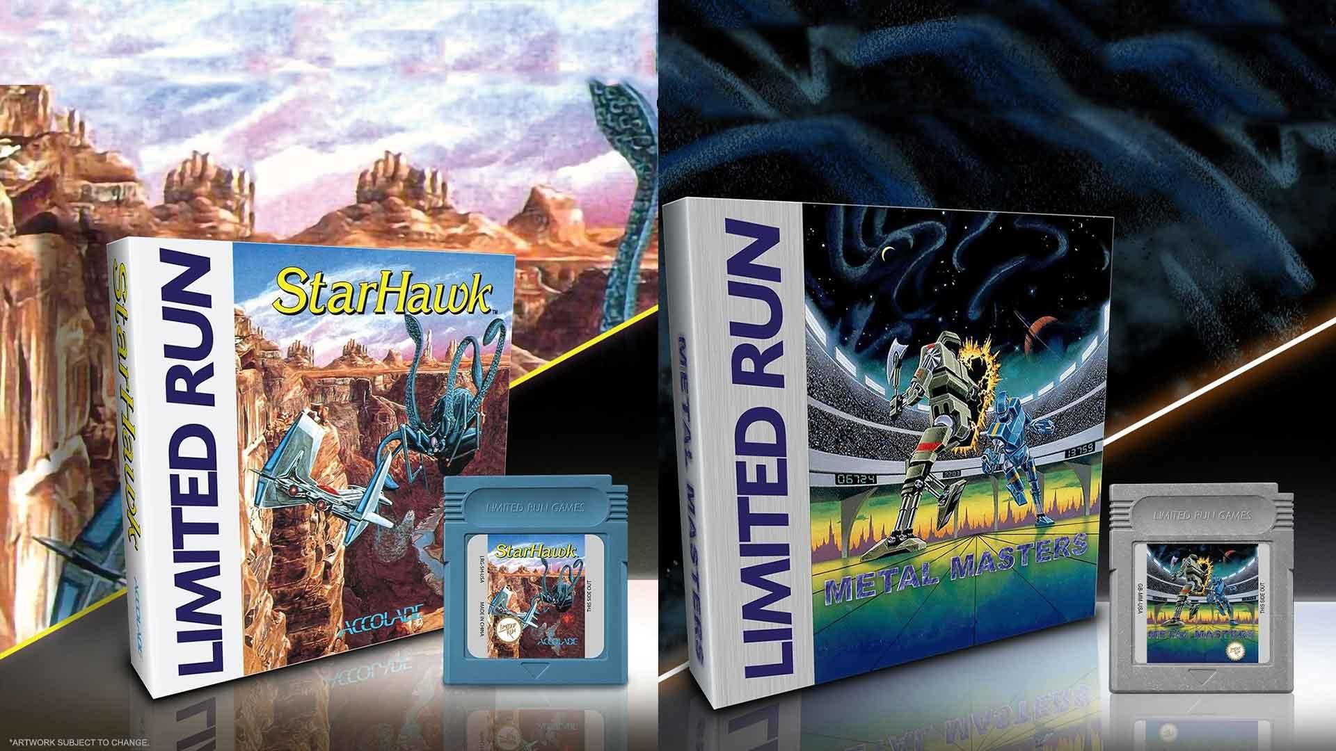 Limited Run legt zwei Titel für den Game Boy neu auf