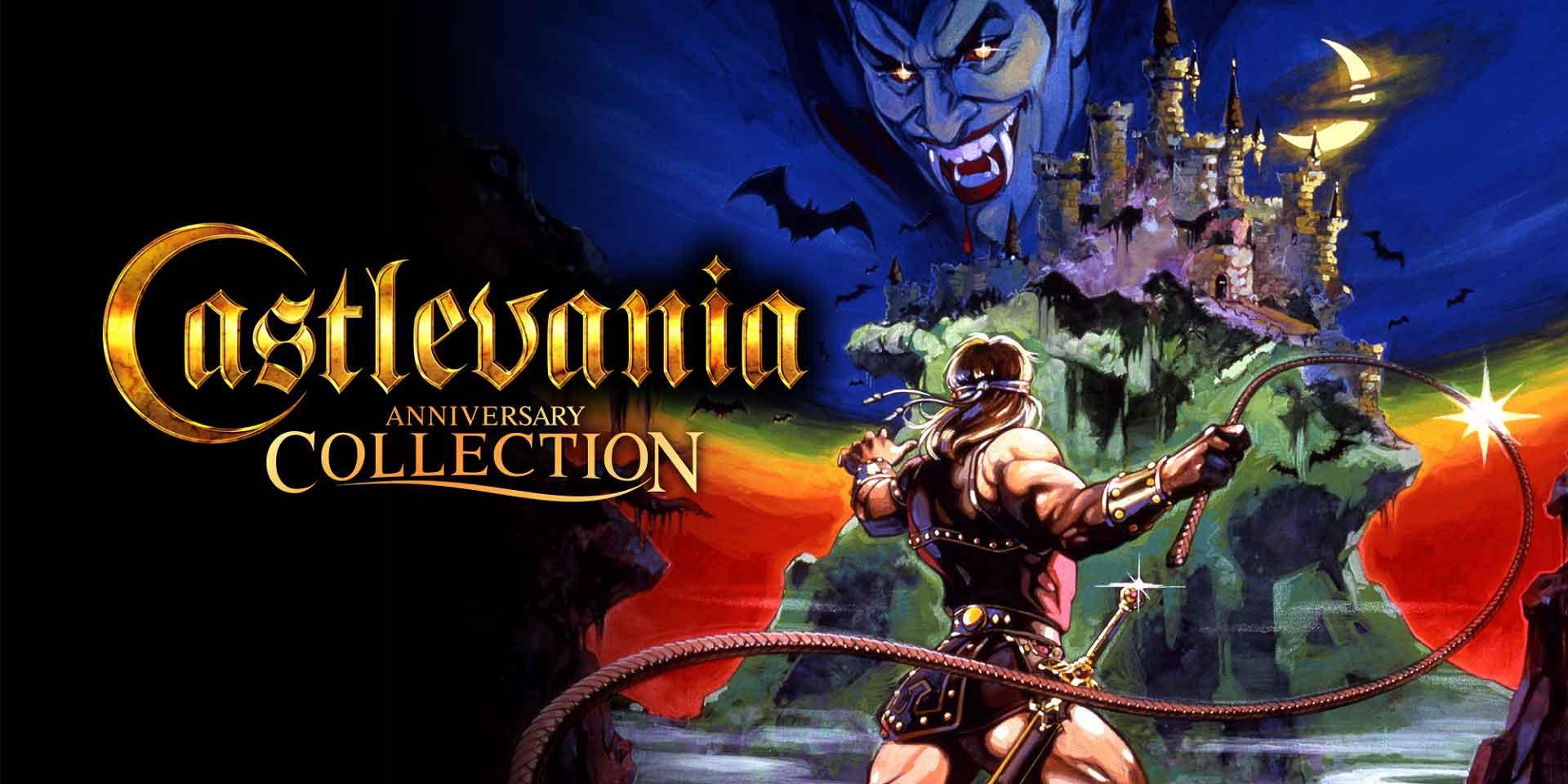 Limited Run veröffentlicht physische Version der Castlevania Anniversary Collection