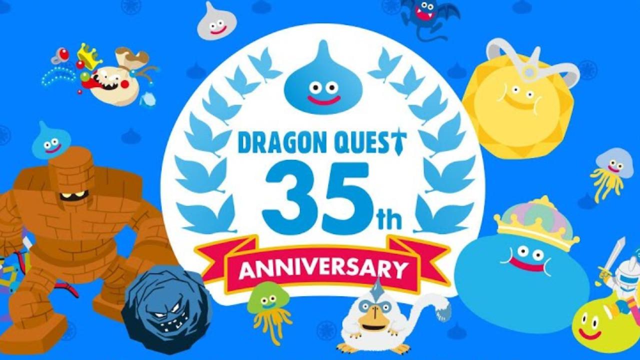 35. Jubiläum von Dragon Quest