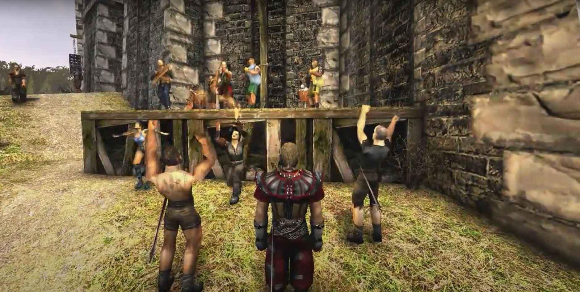 """Gothic 1: Die Band """"In Extremo"""" hat einen Gastauftritt im Spiel"""