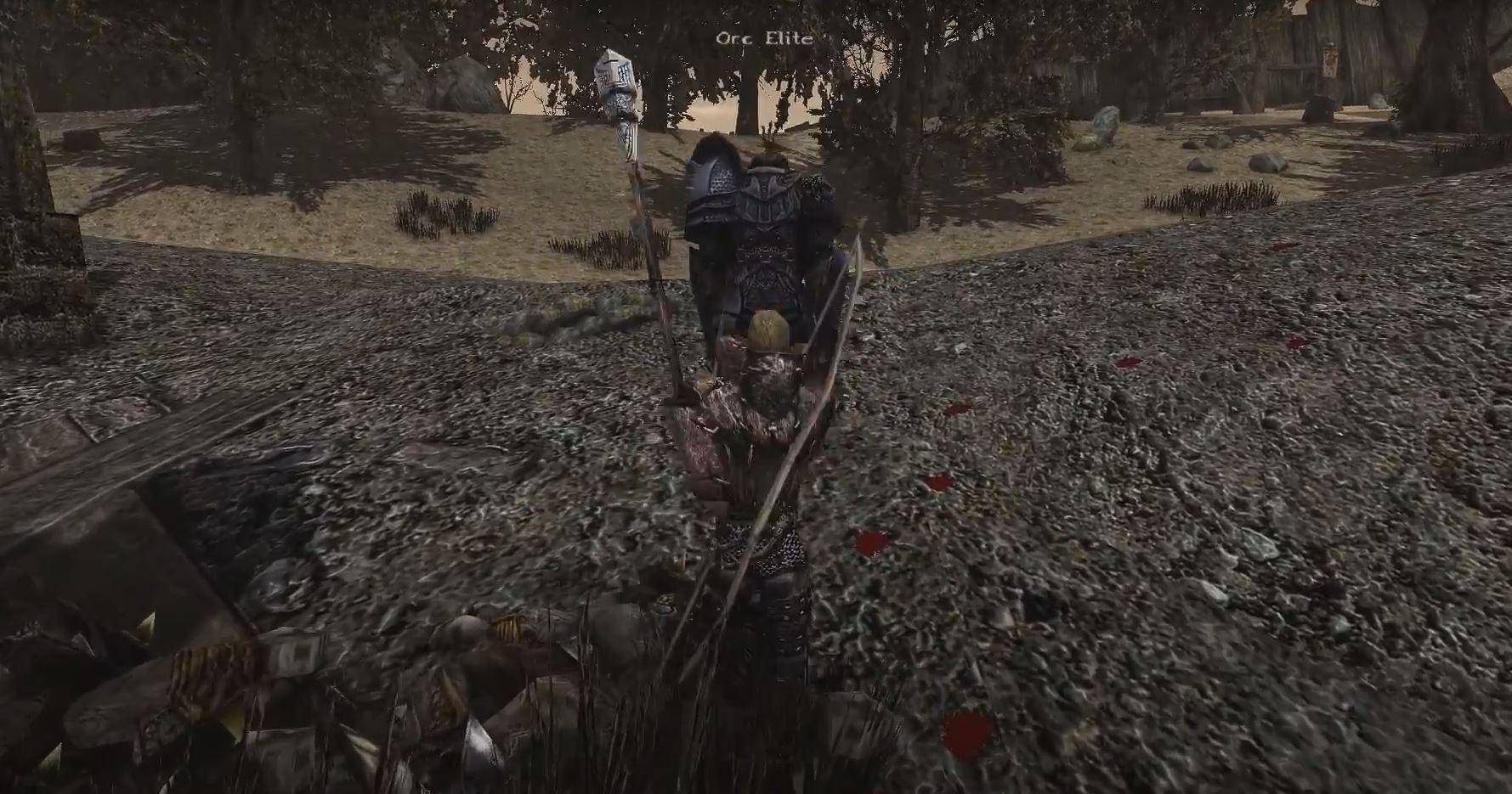 Gothic 2: Ork-Elite im Minental von Khorinis