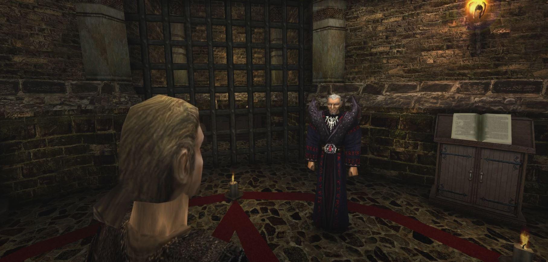 Gothic 2: Xardas der Dämonenbeschwörer