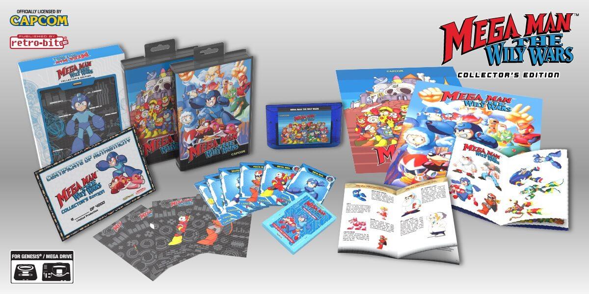 Seltener Mega Man-Titel bekommt ein Reprint