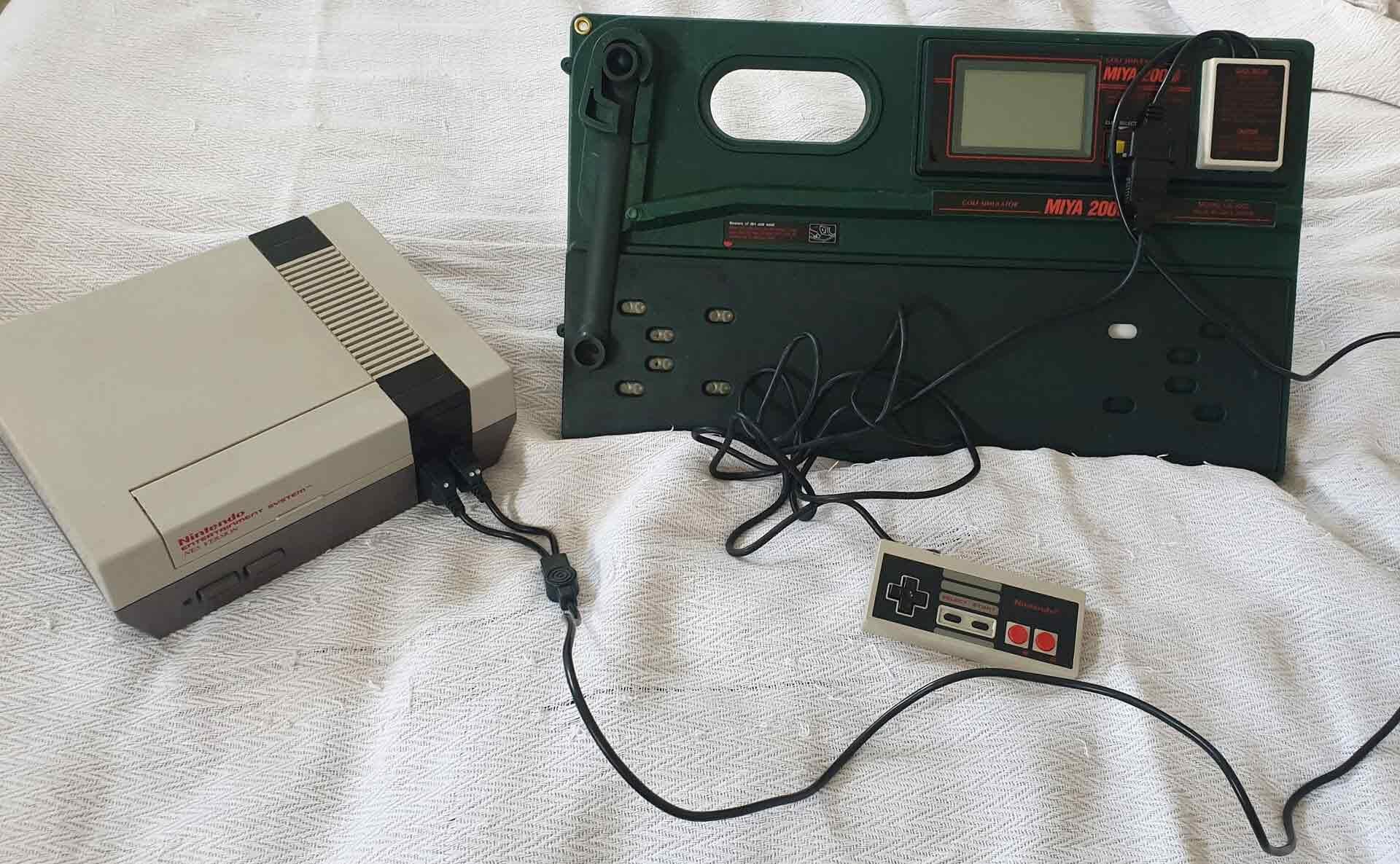 Seltenes NES-Zubehör funktionierte nur mit einem Spiel