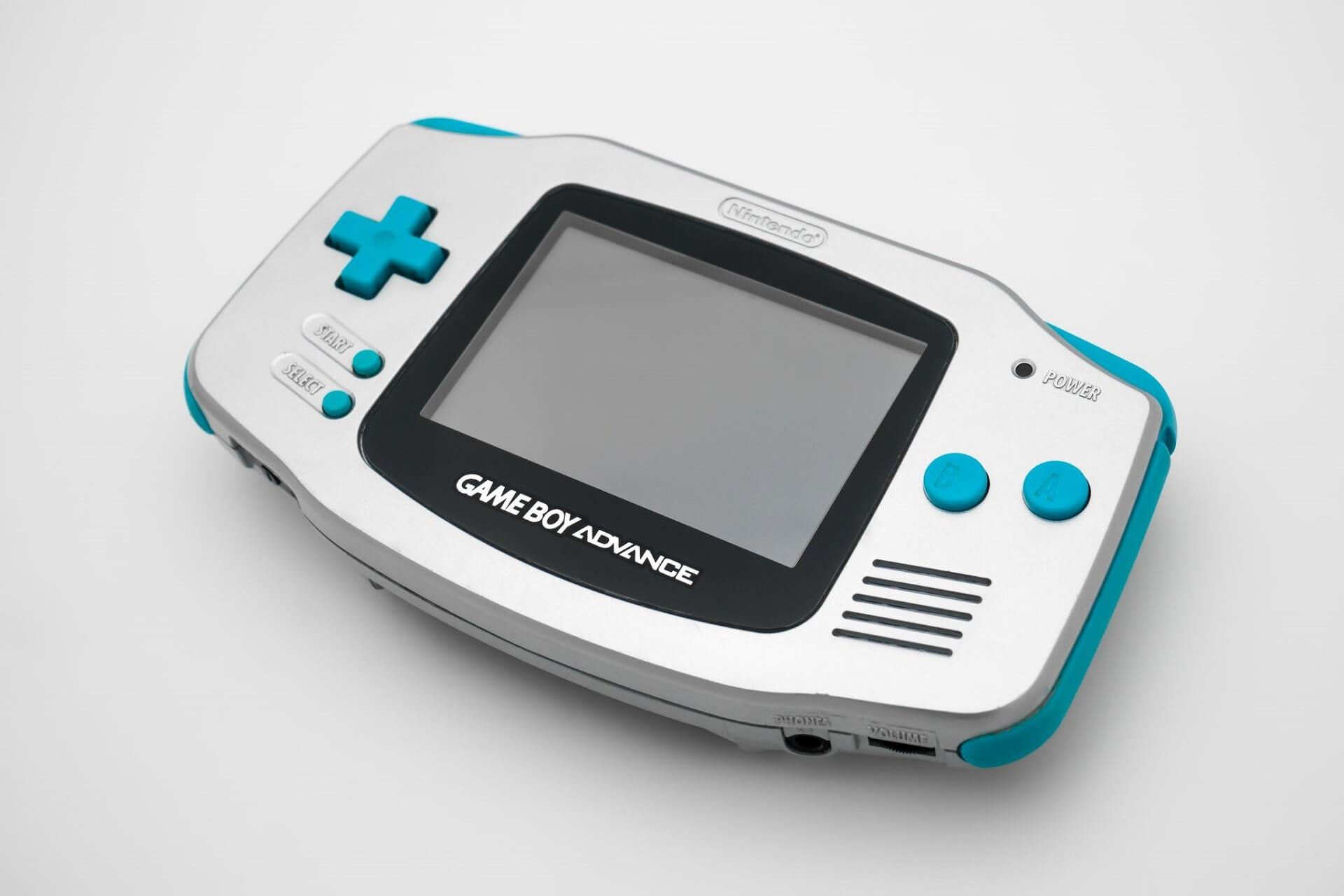Sonderedition des Game Boy Advance wieder aufgetaucht