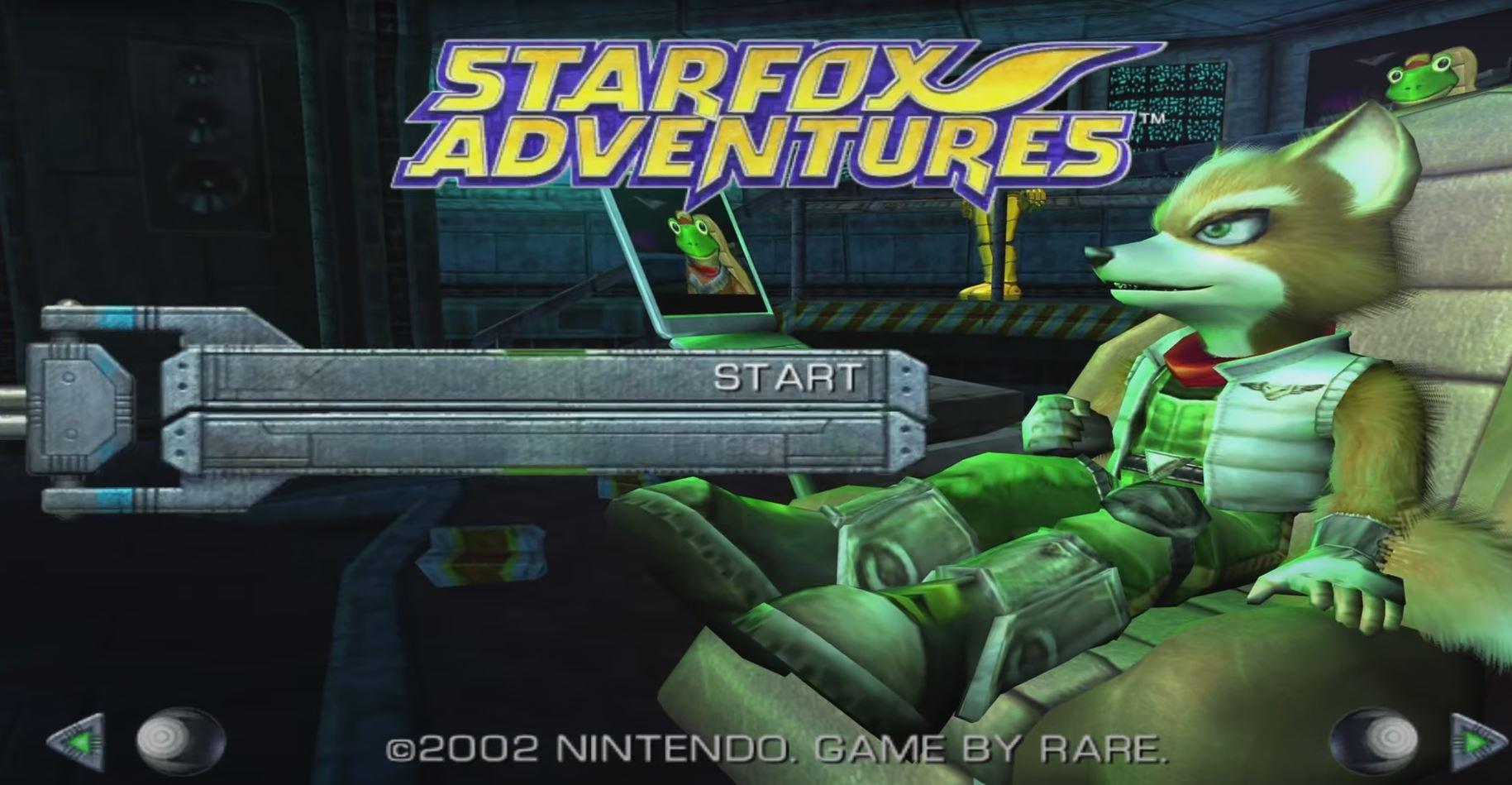 Star Fox Adventures: Der Todesstoß für das gesamte Star Fox-Franchise?