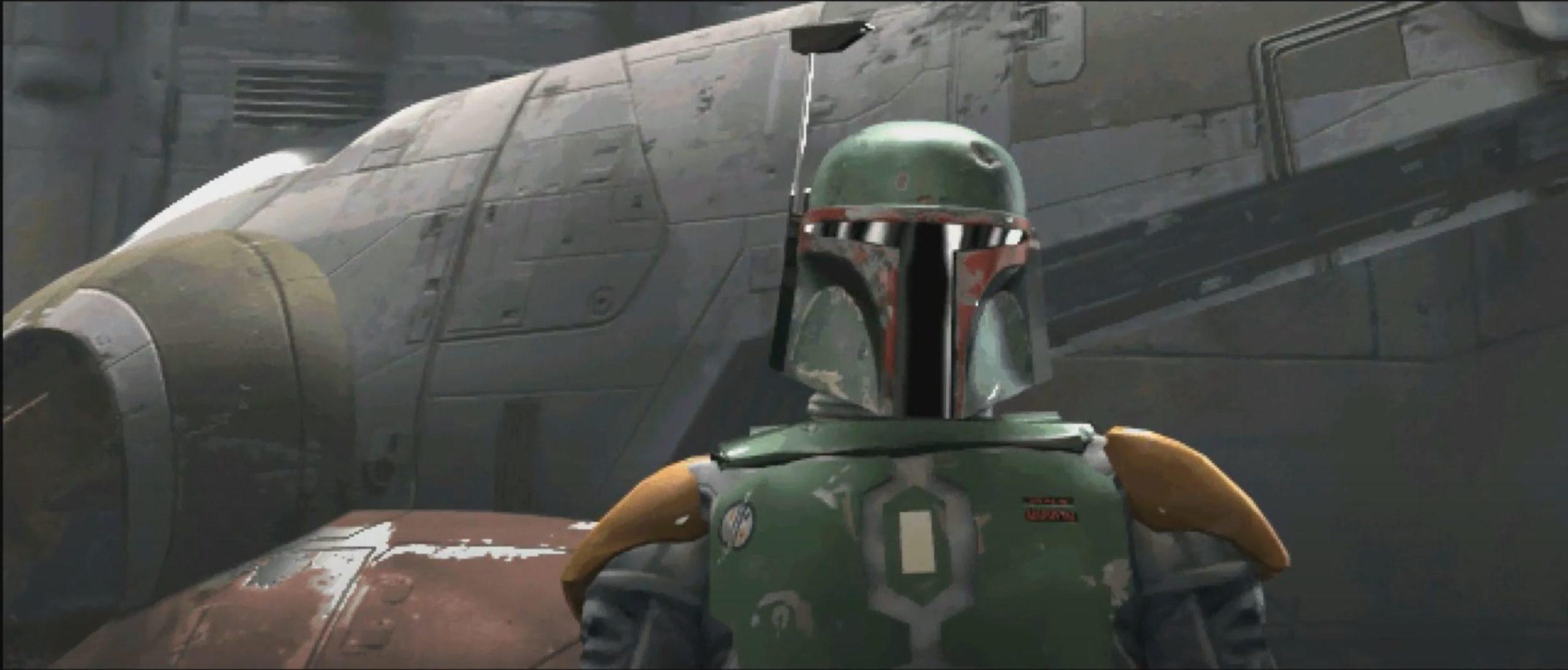 Star Wars Shadow of the Empire: Boba Fett ist einer der Endgegner