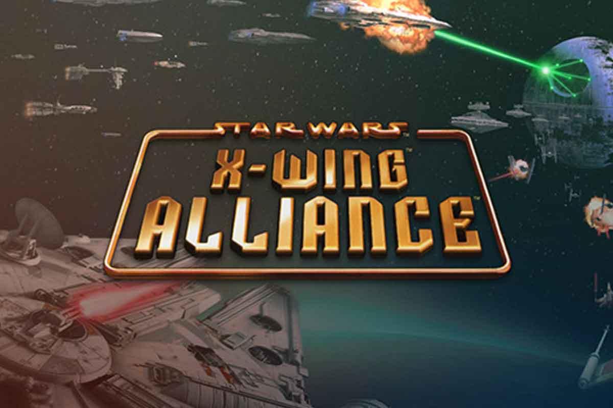 Star Wars X-Wing Alliance: Zum Kampf gegen das Imperium gezwungen