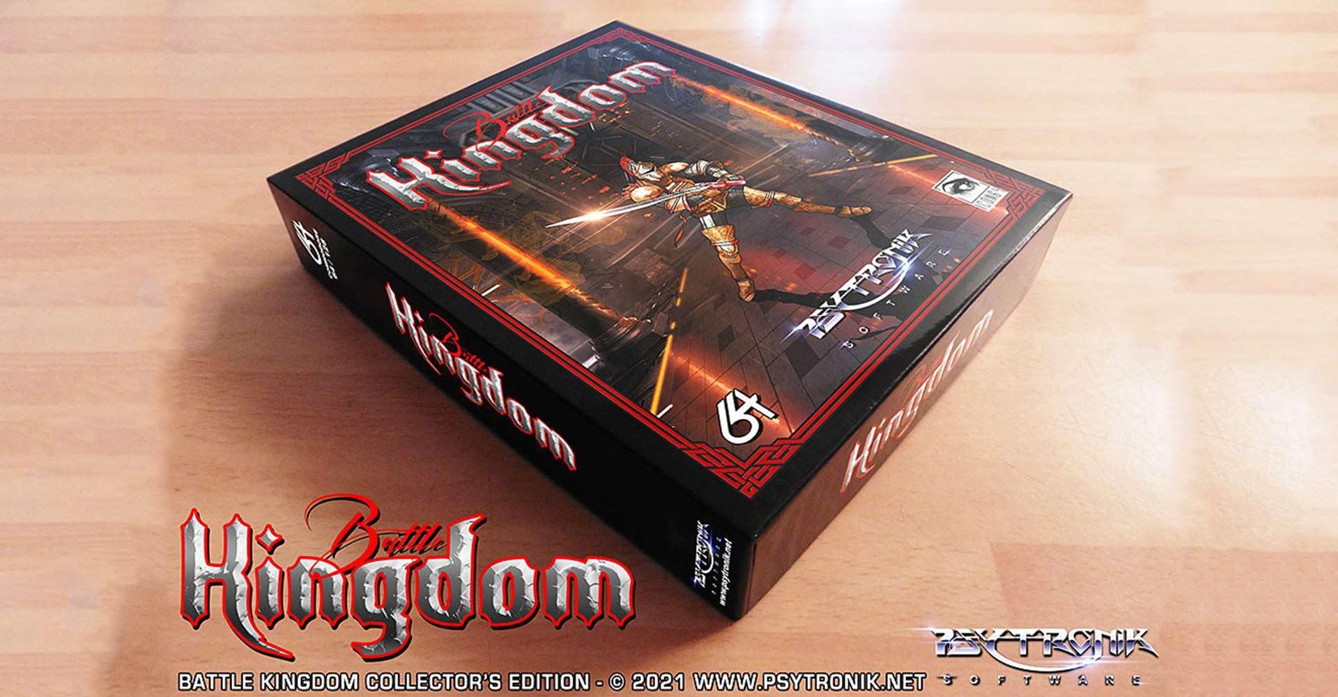Battle Kingdom: Ein aufregendes neues C64-Action-Abenteuer, das sich durchaus lohnt