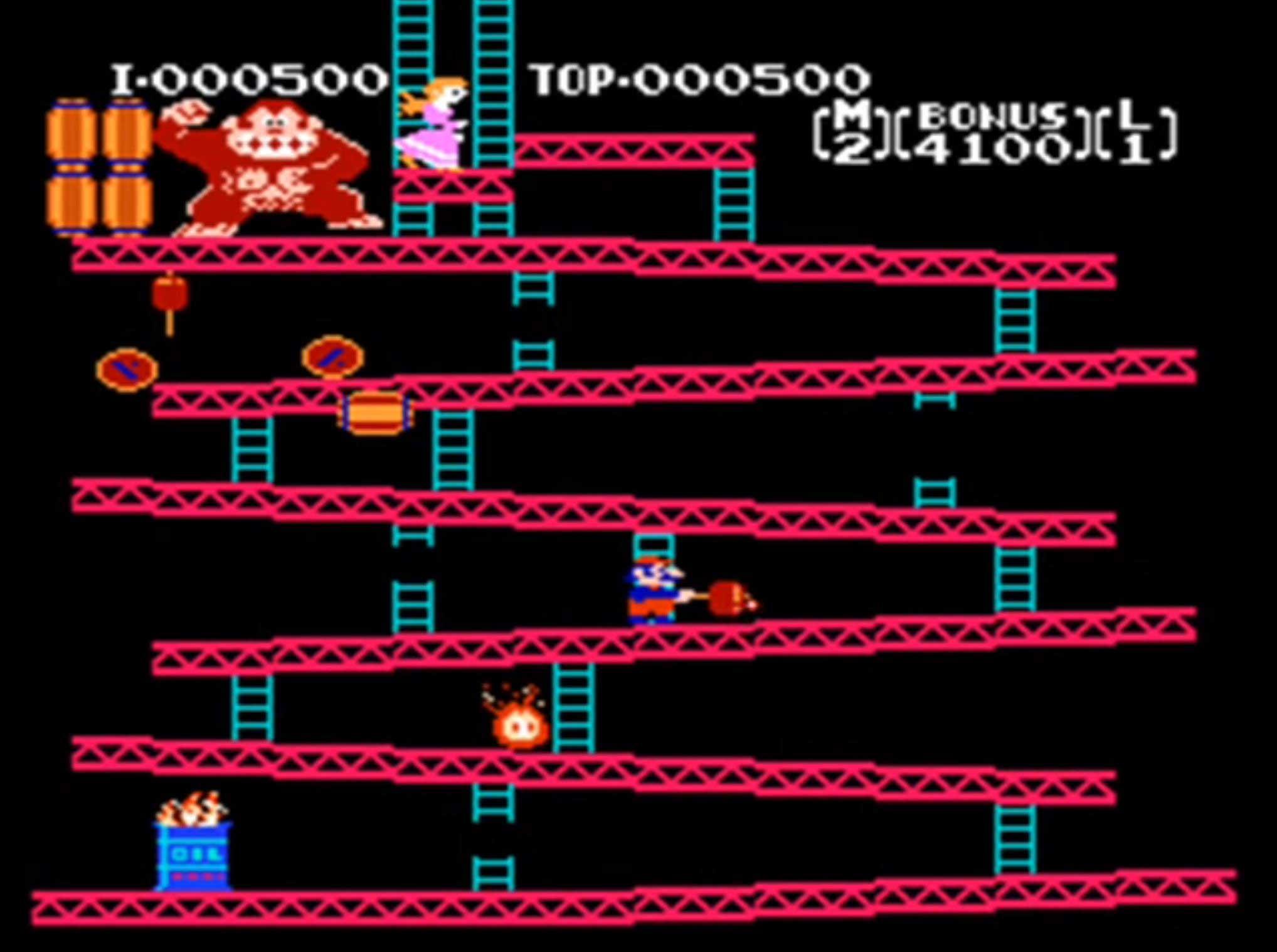 """Namensgeschichten der Nintendo-Charaktere: Donkey Kong, die """"dumme"""" Gorilla-Version von Bluto"""