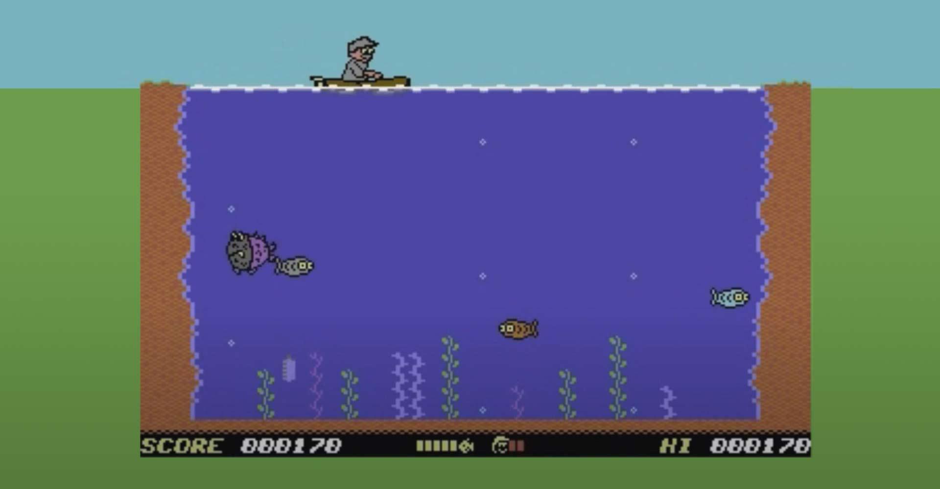 Freaky Fish DX: Cartridge-Version enthält Bonus
