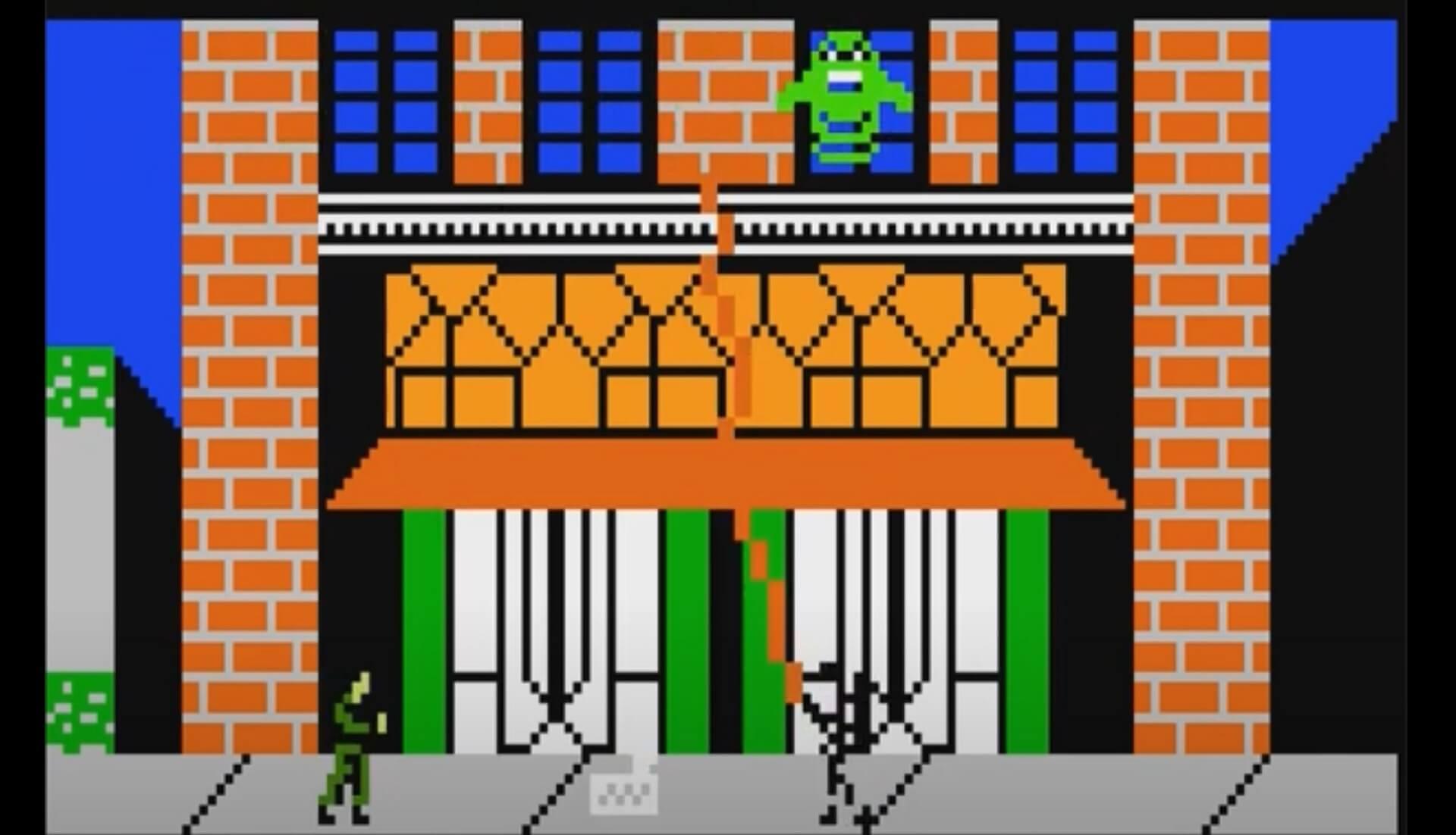 Ghostbuster von 1984 erhält eine Fan-Portierung auf das Intellivision