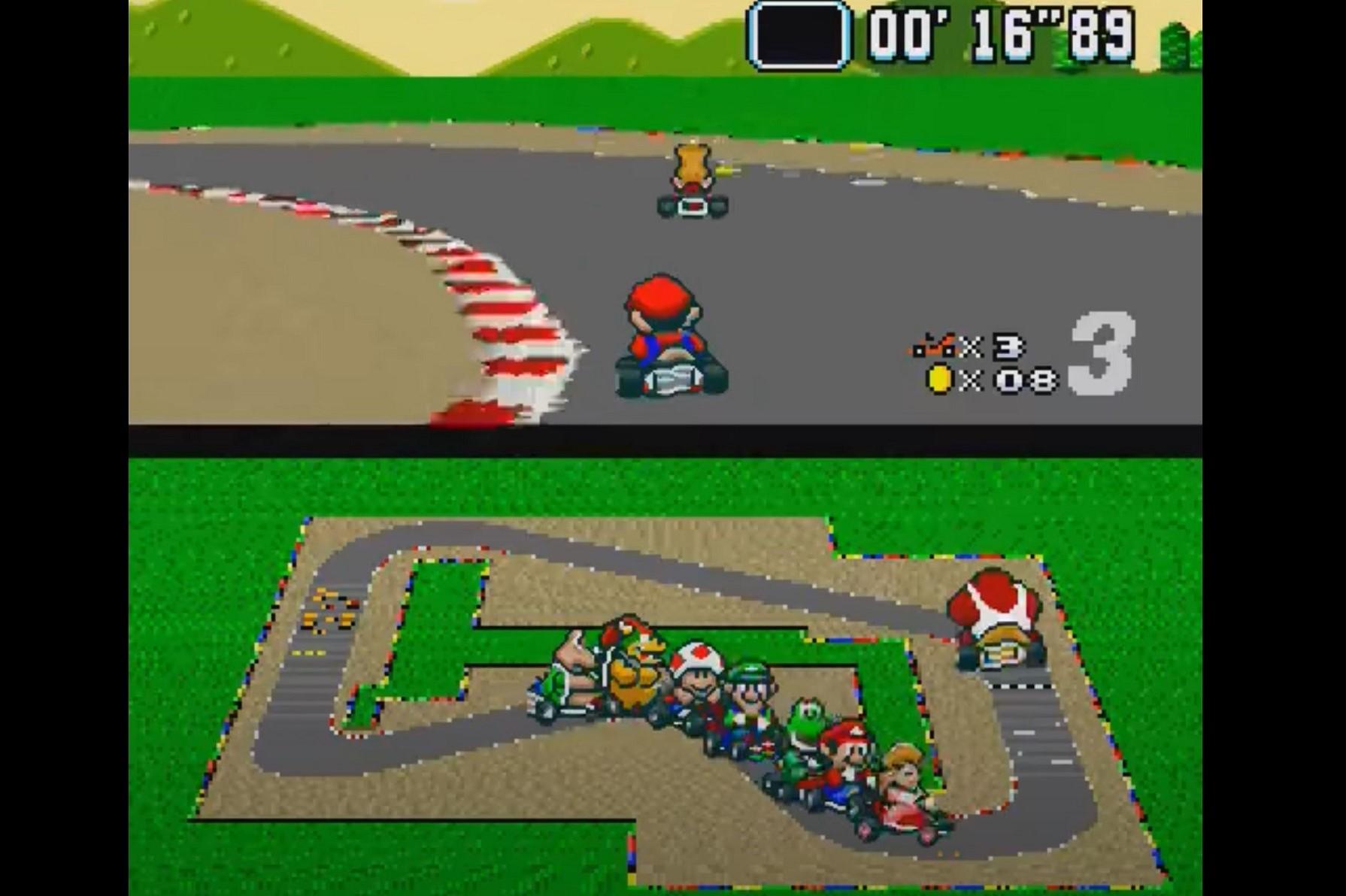 Mario Kart: Hacker entdeckt Streckeneditor im geleakten Prototypen