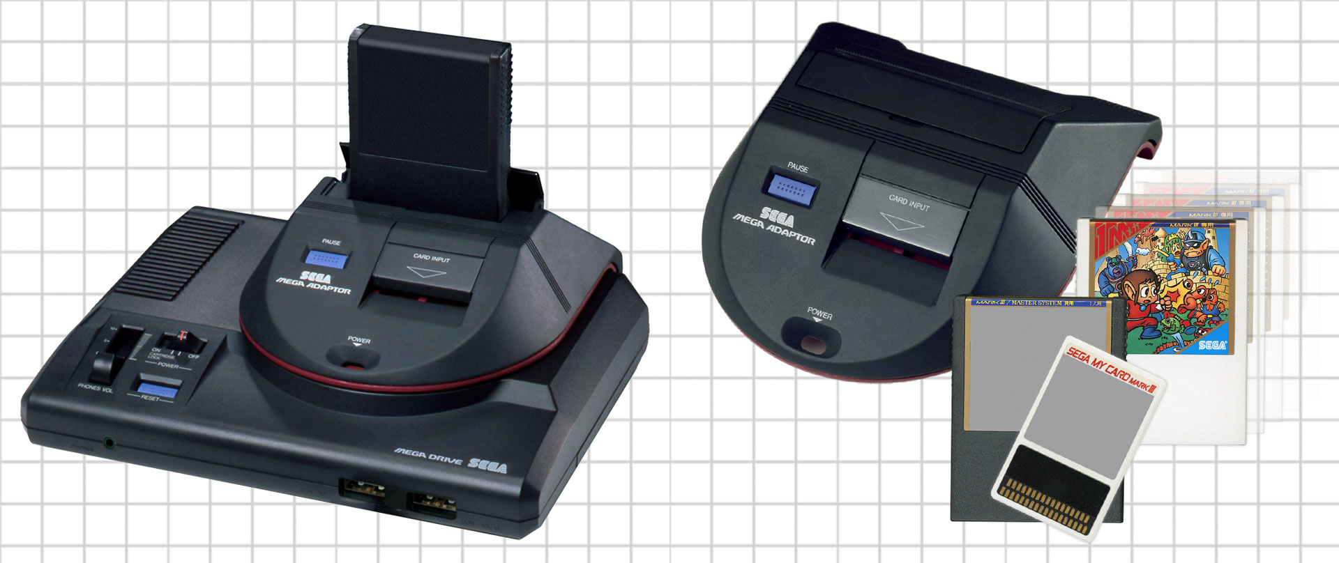 Mega Drive Mini: Zubehör nur für das Auge