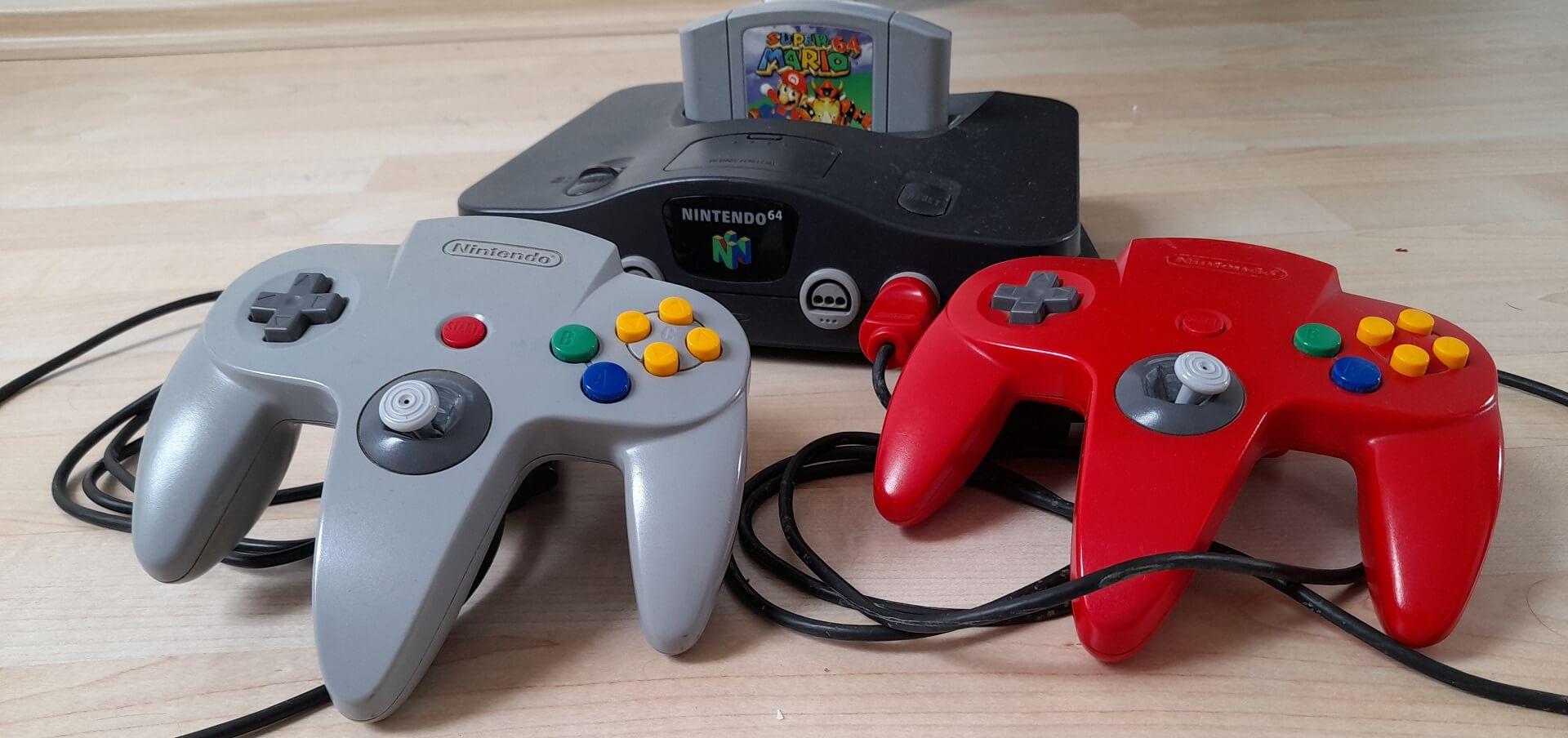 25 Jahre Nintendo 64