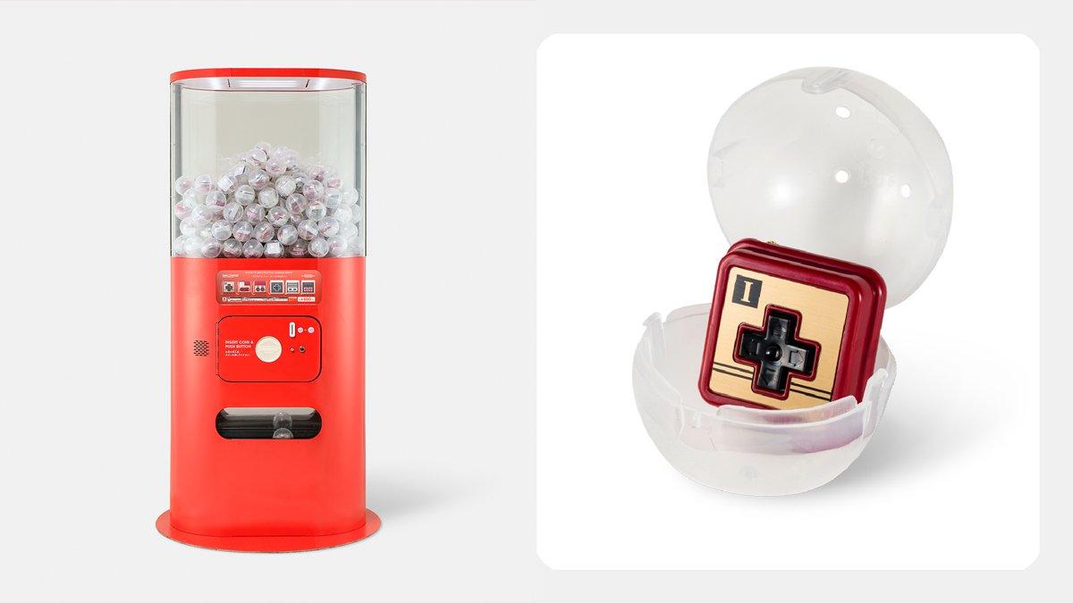 "Nintendo Tokyo: ""Controller Button Collection"" für Pop-Up-Stores"