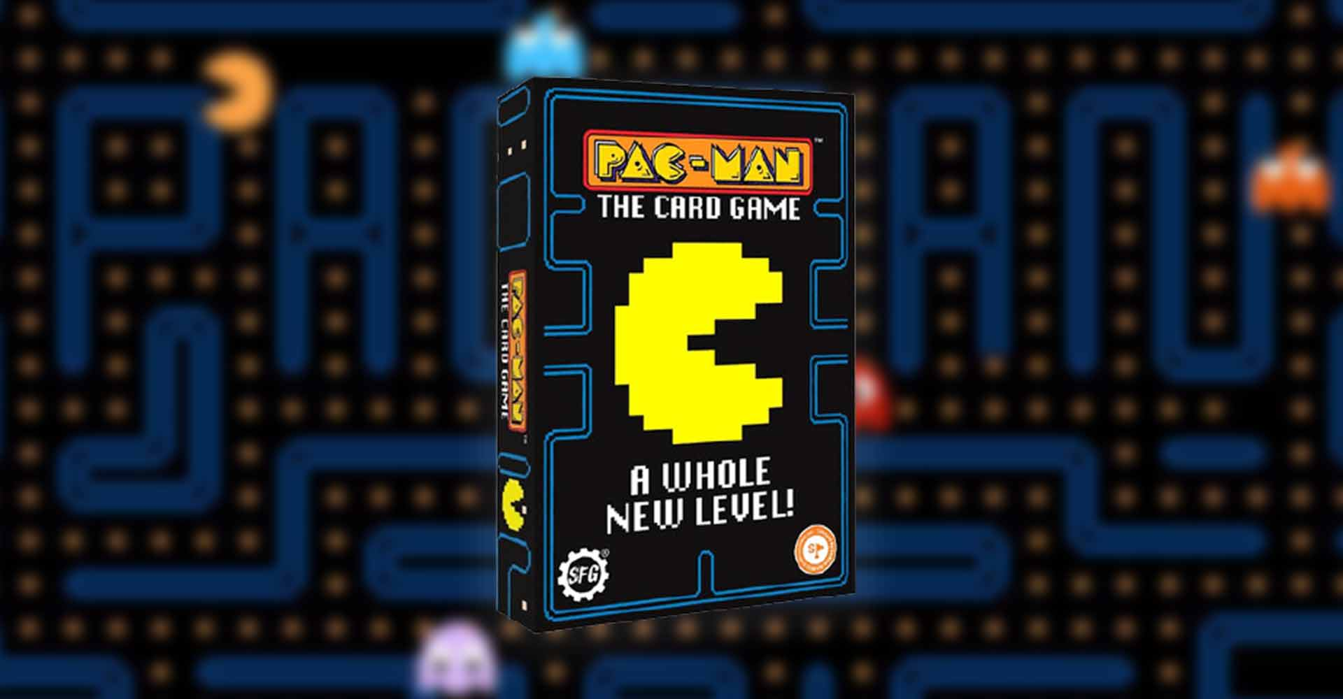 Offline: Pac-Man The Card Game