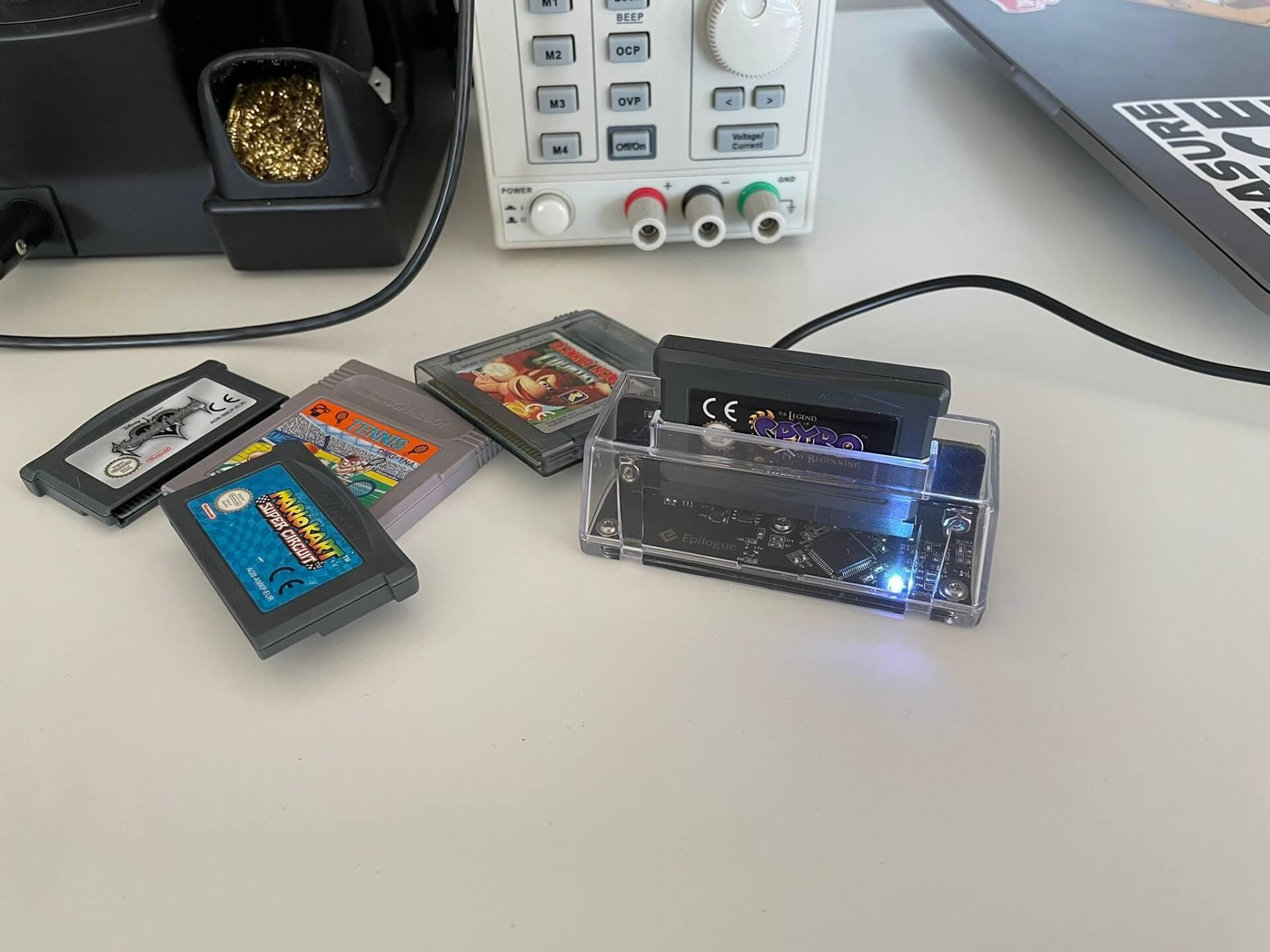 Game Boy auf dem PC spielen — Adapter macht es möglich