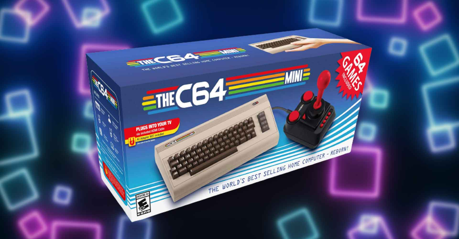 Retro- und Minikonsolen #8 C64 Mini: Tastatur nur Replik