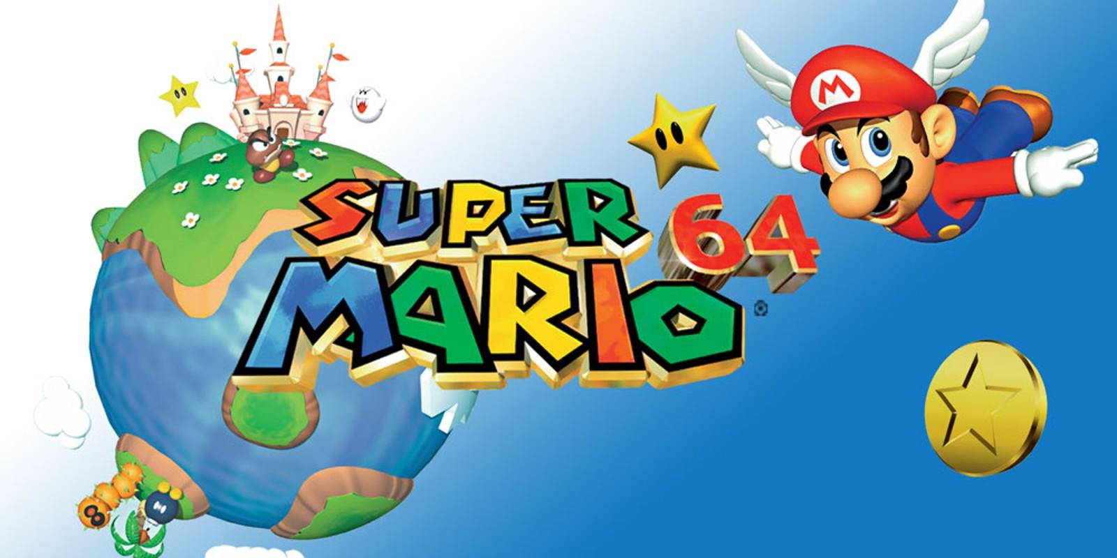 Super Mario 64: 3D-Revolution, die begeistert