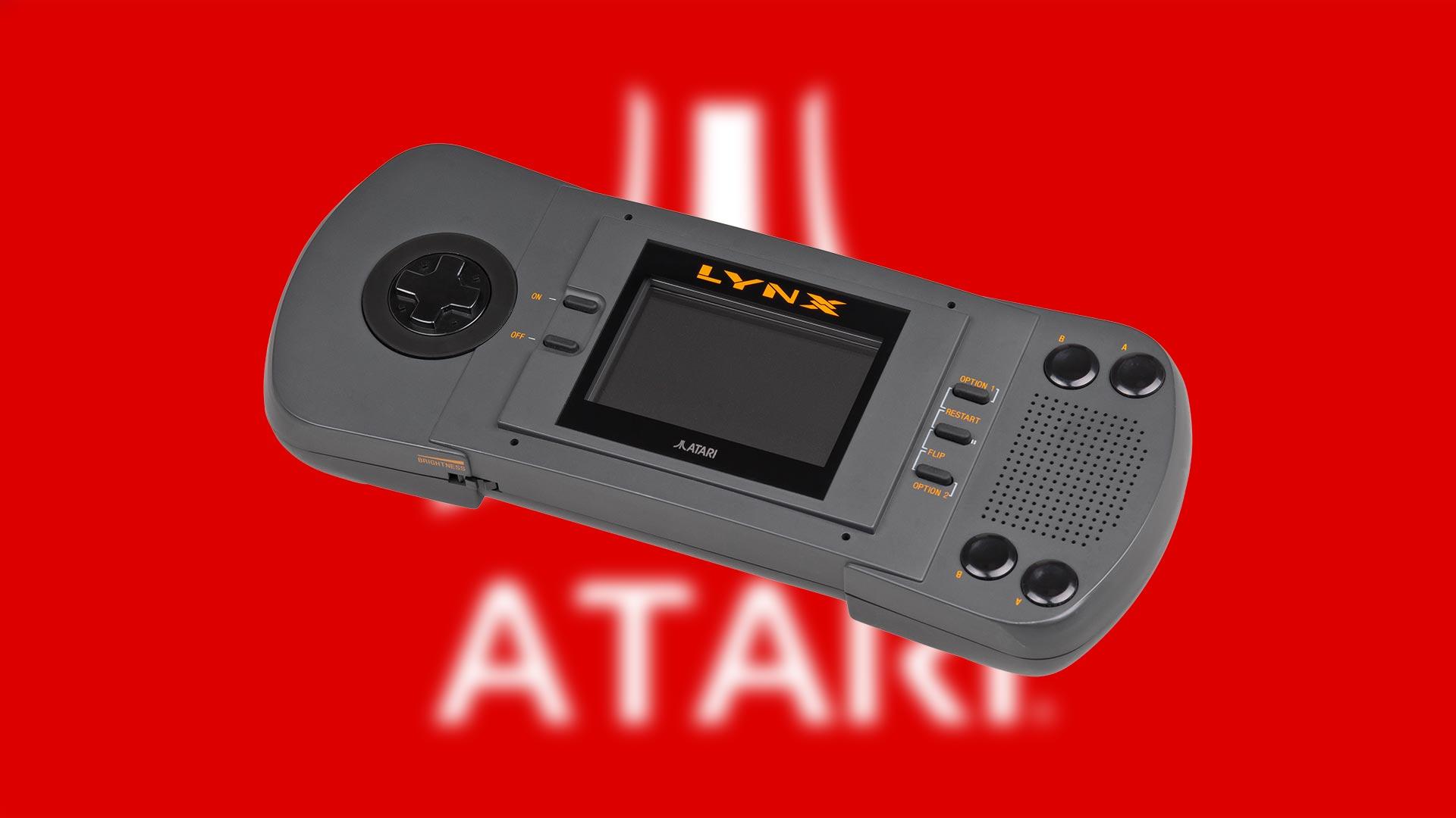 Vier neue Games für den Atari Lynx