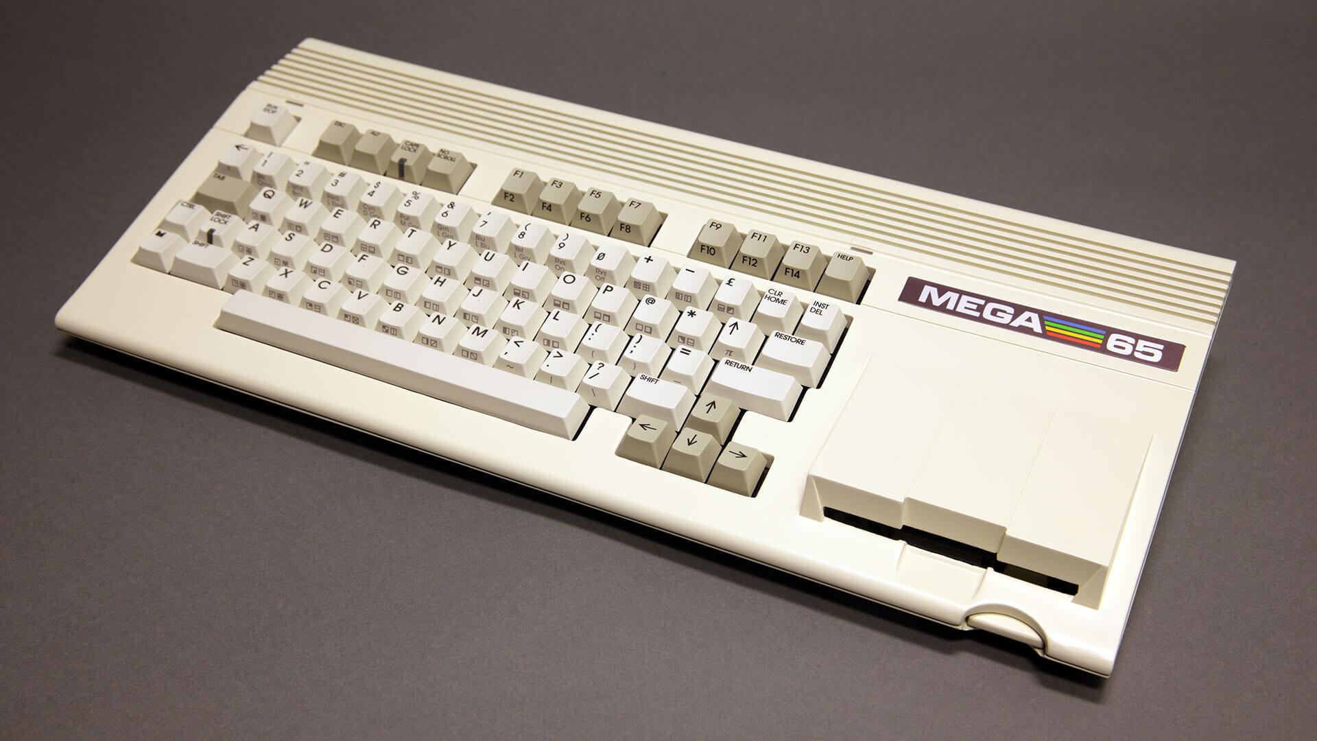 Commodore MEGA65: Nachfolger des C64 bald für Vorbesteller erhältlich