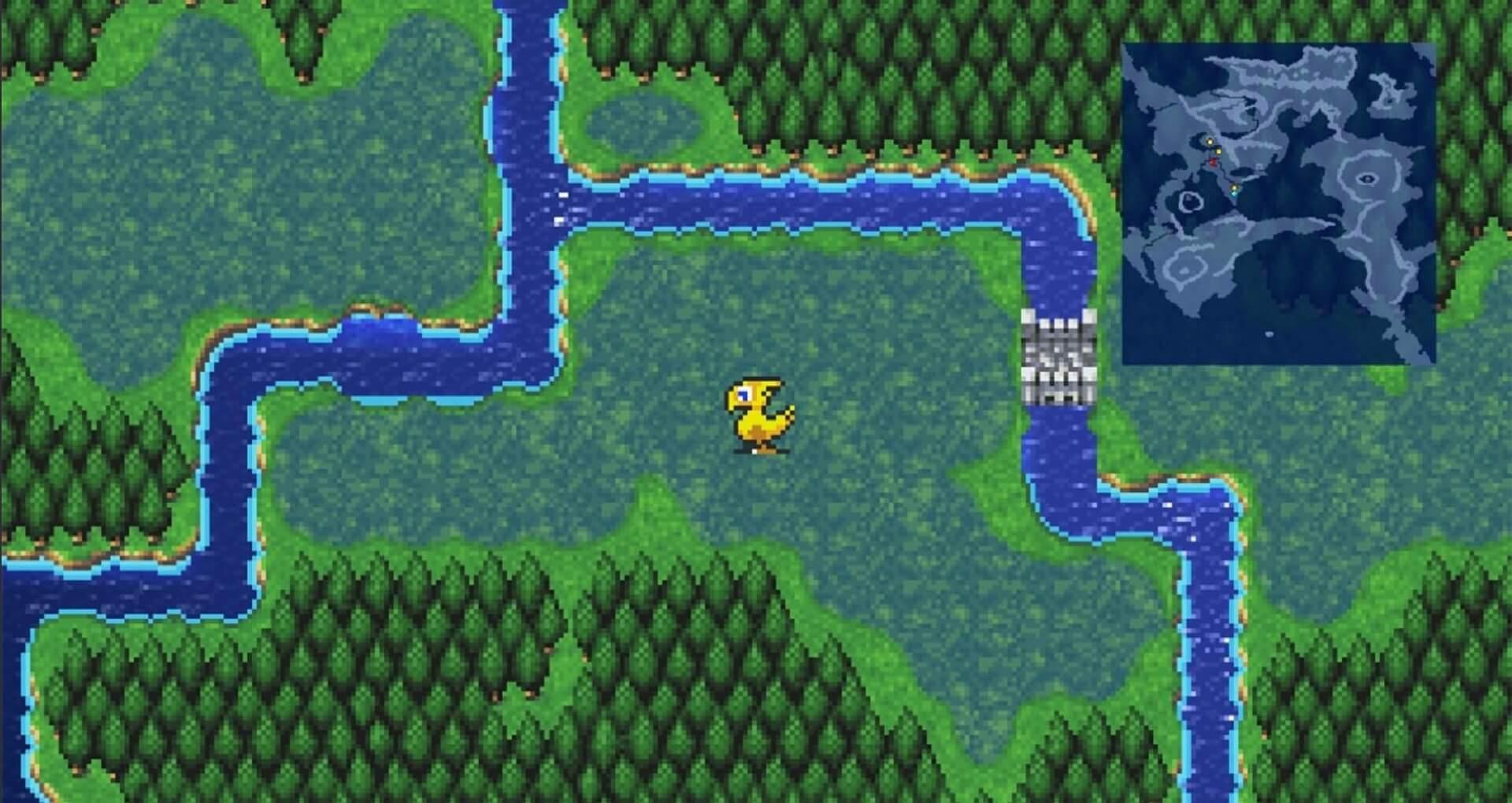 Final Fantasy Pixel Remaster: Ersten drei Teile erhältlich